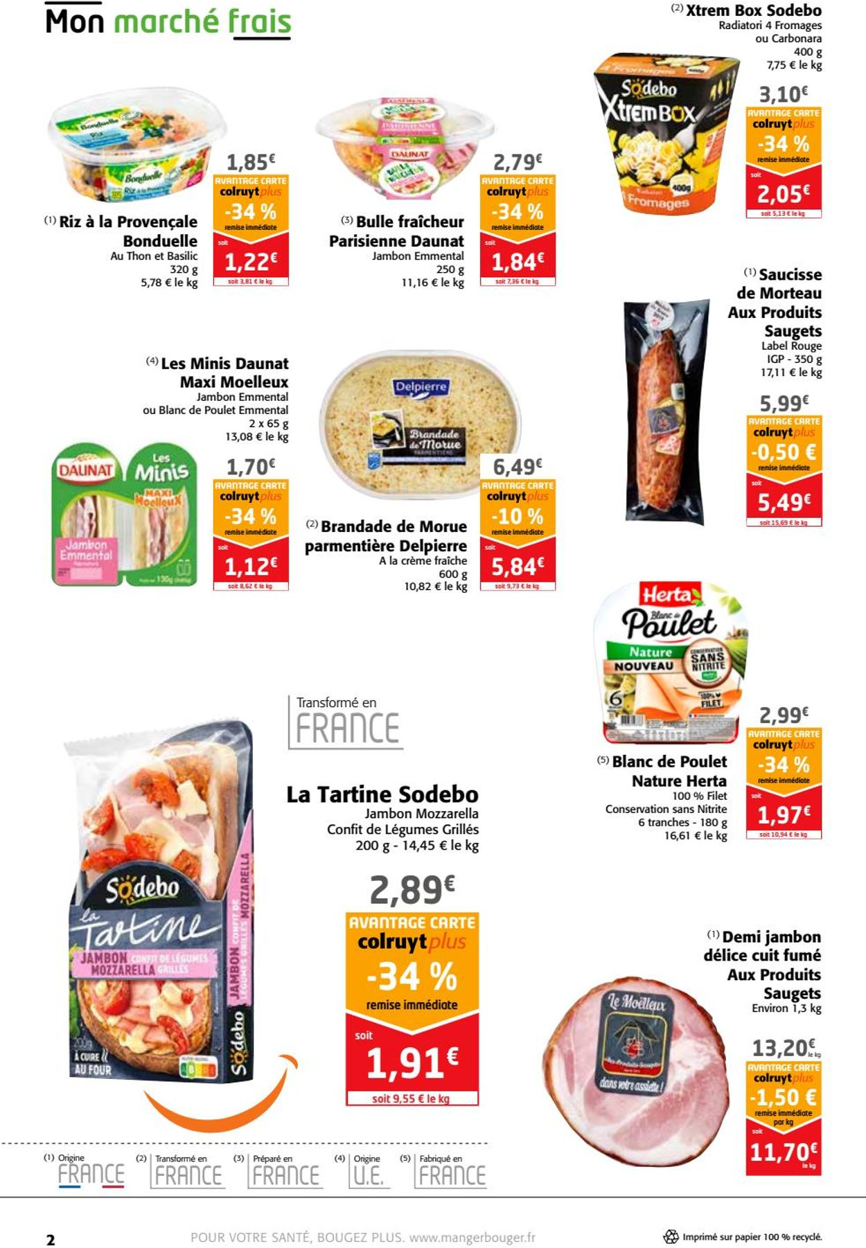 Colruyt Catalogue - 25.03-05.04.2020 (Page 2)