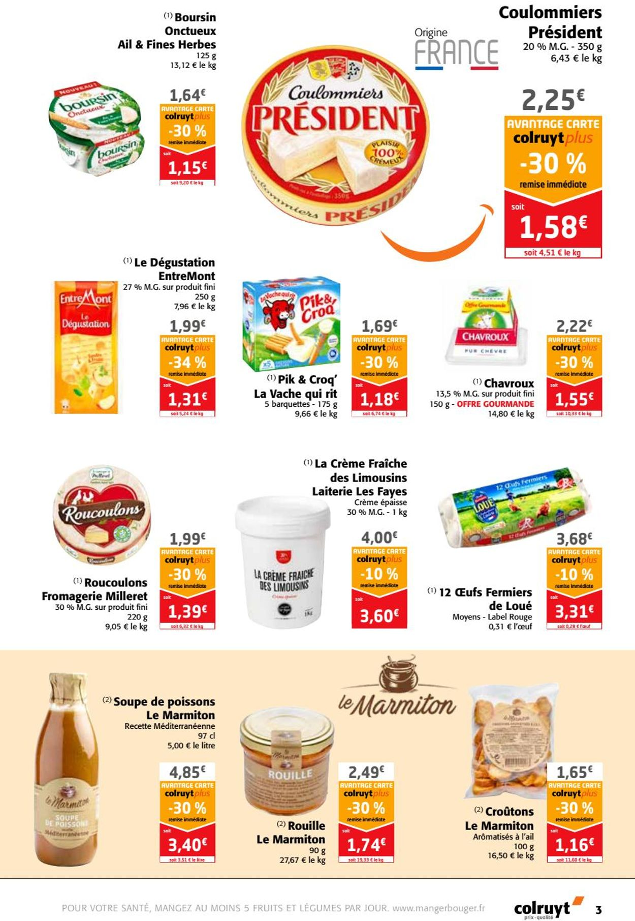 Colruyt Catalogue - 25.03-05.04.2020 (Page 3)