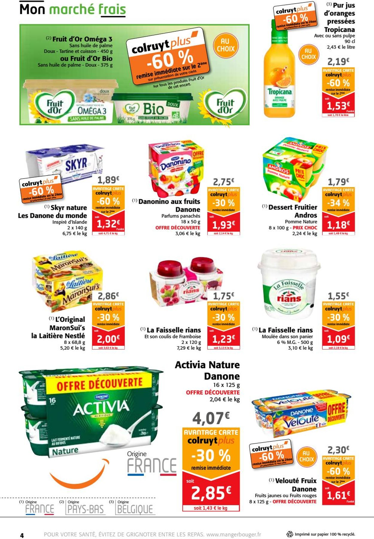 Colruyt Catalogue - 25.03-05.04.2020 (Page 4)
