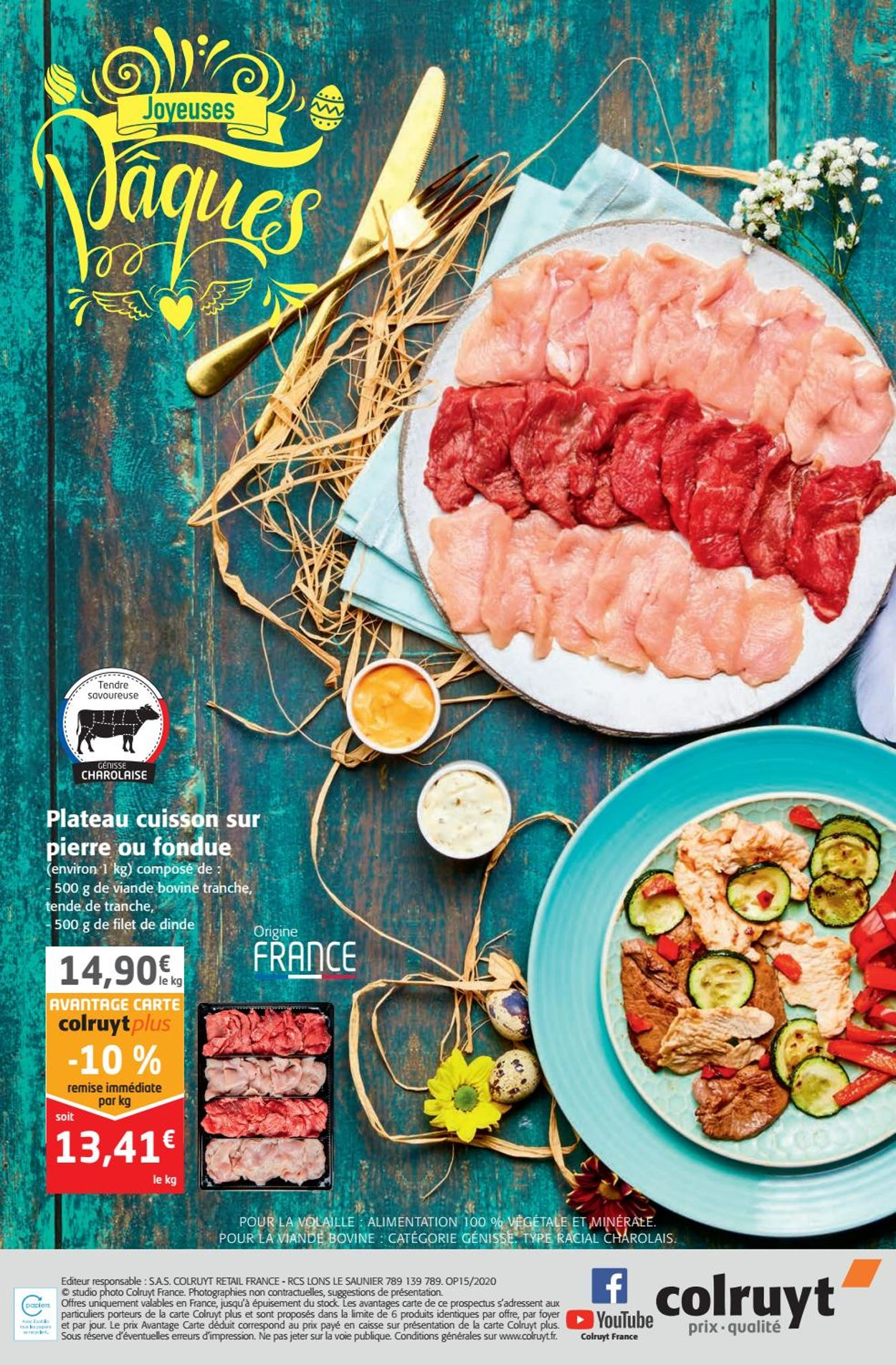 Colruyt Catalogue - 08.04-13.04.2020 (Page 16)