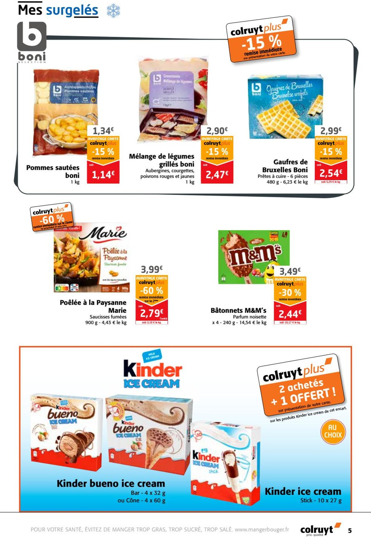 Colruyt Catalogue - 06.05-17.05.2020 (Page 5)