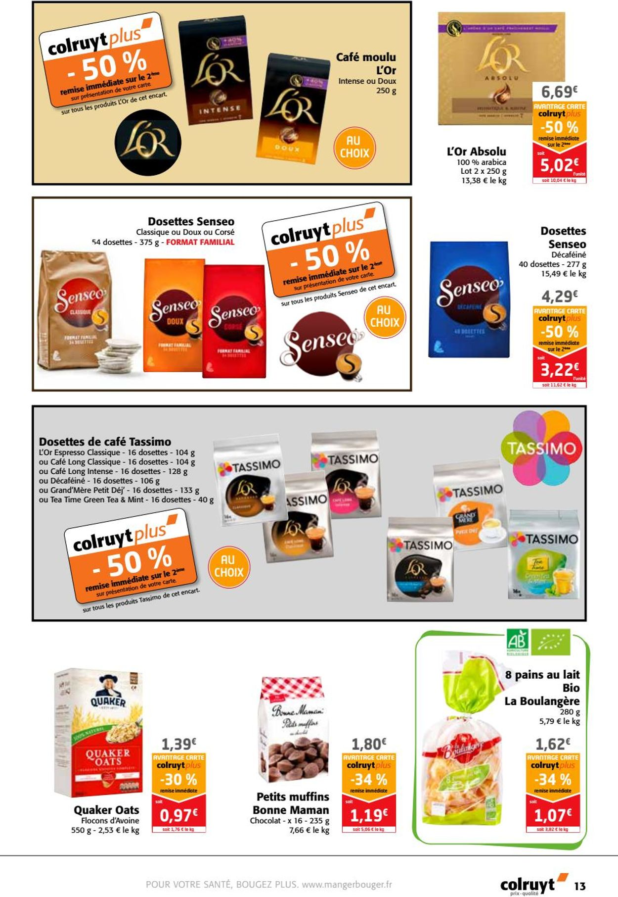 Colruyt Catalogue - 06.05-17.05.2020 (Page 13)