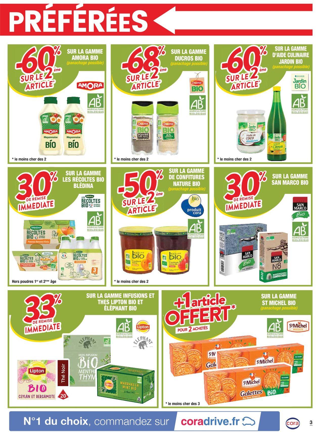 Cora Catalogue - 26.05-01.06.2020 (Page 3)