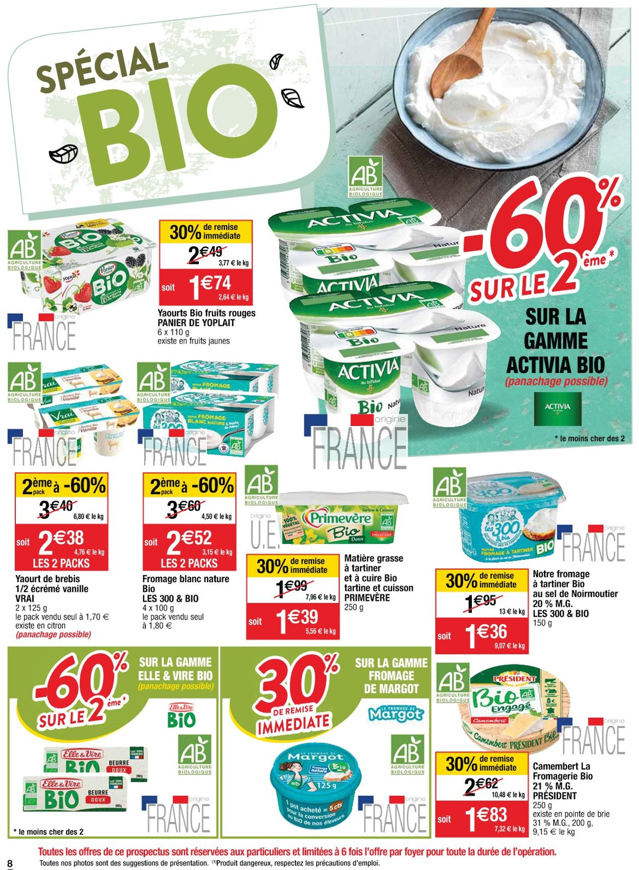 Cora Catalogue - 26.05-01.06.2020 (Page 8)
