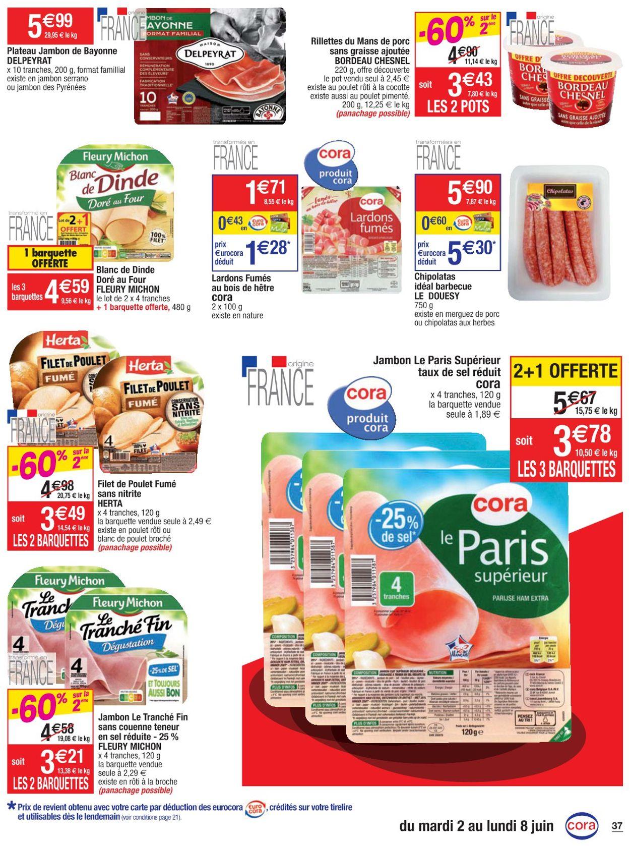Cora Catalogue - 02.06-08.06.2020 (Page 37)