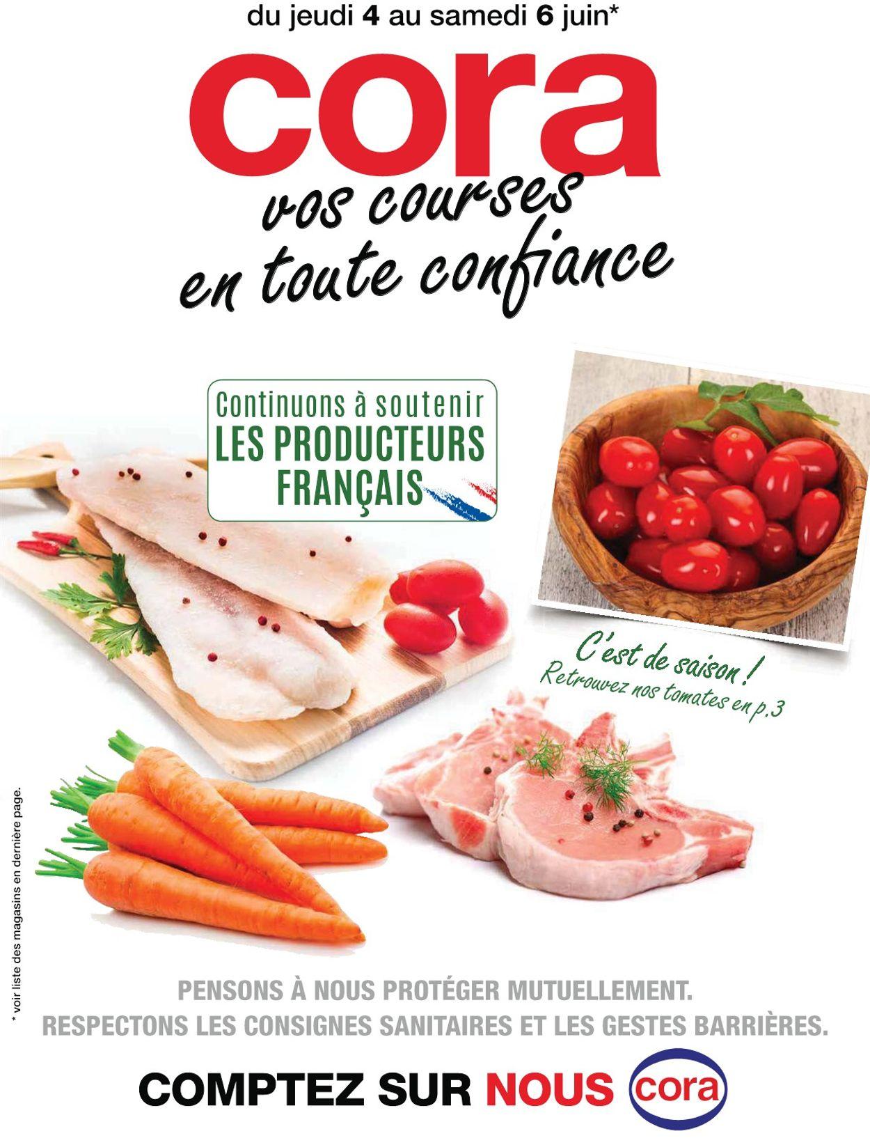Cora Catalogue - 04.06-06.06.2020