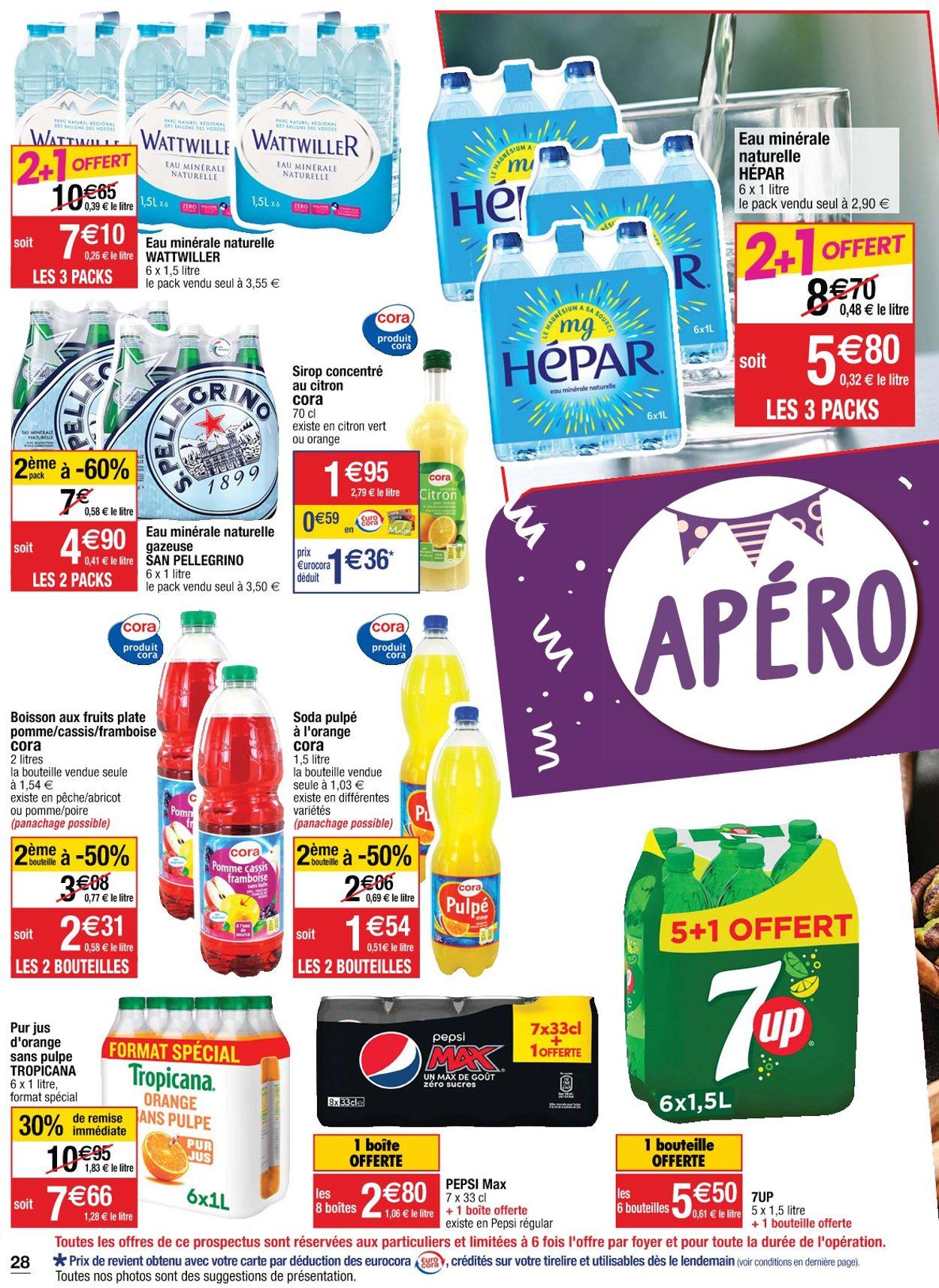Cora Catalogue - 09.06-15.06.2020 (Page 28)