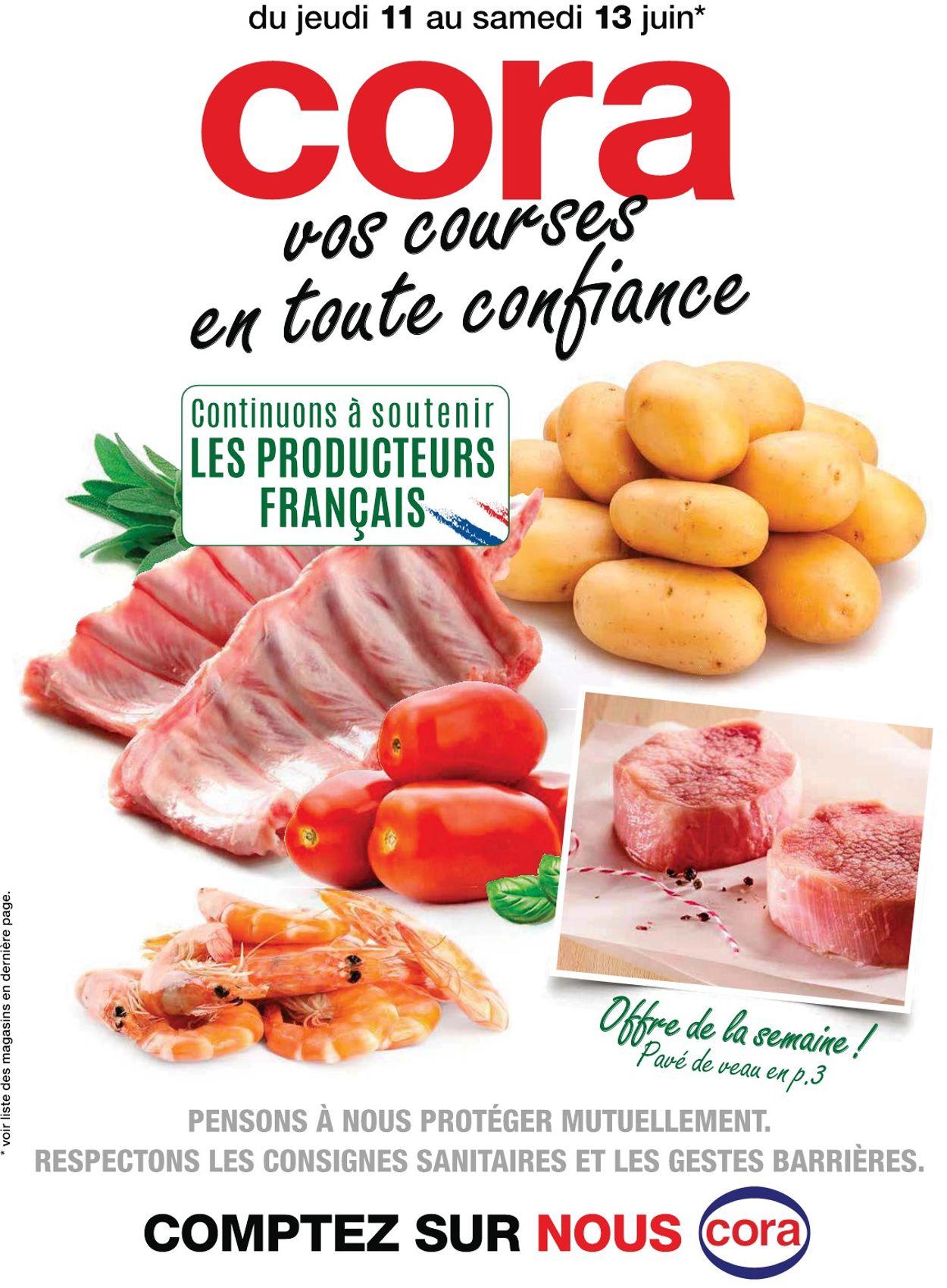 Cora Catalogue - 11.06-13.06.2020