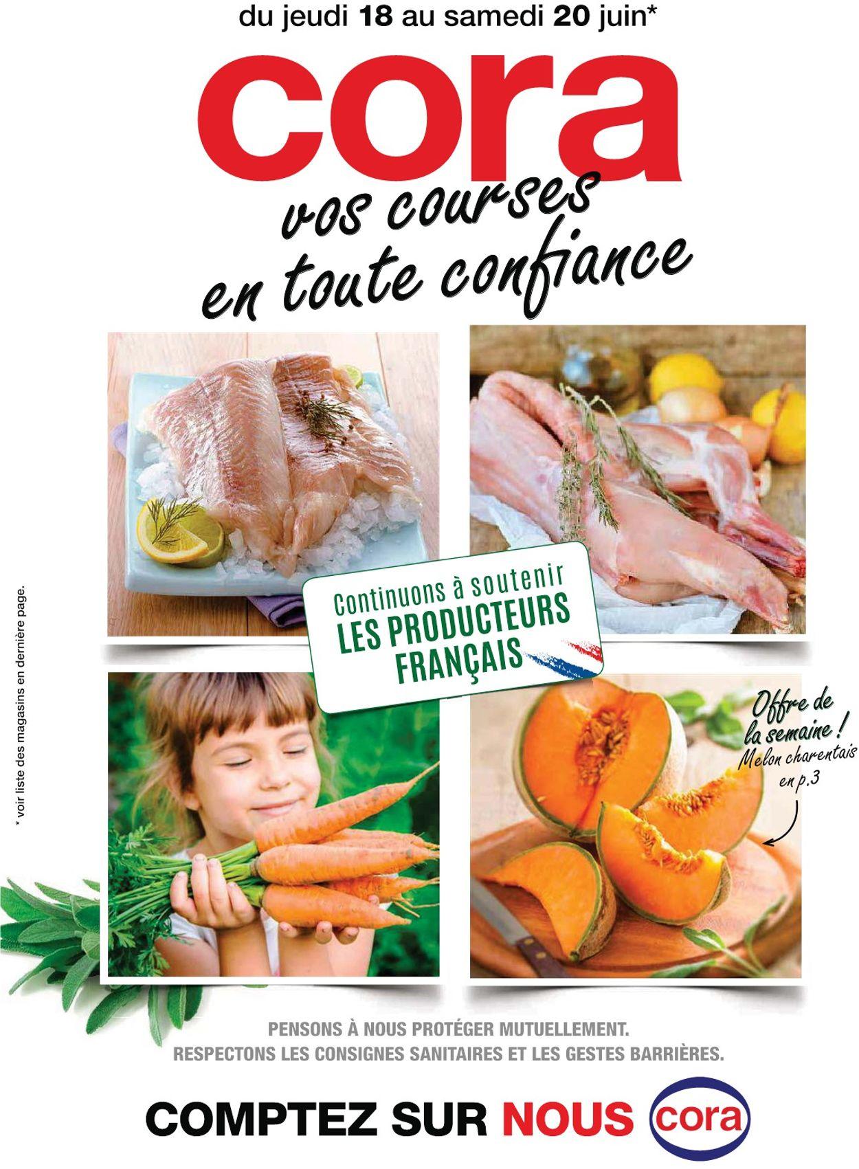 Cora Catalogue - 18.06-20.06.2020
