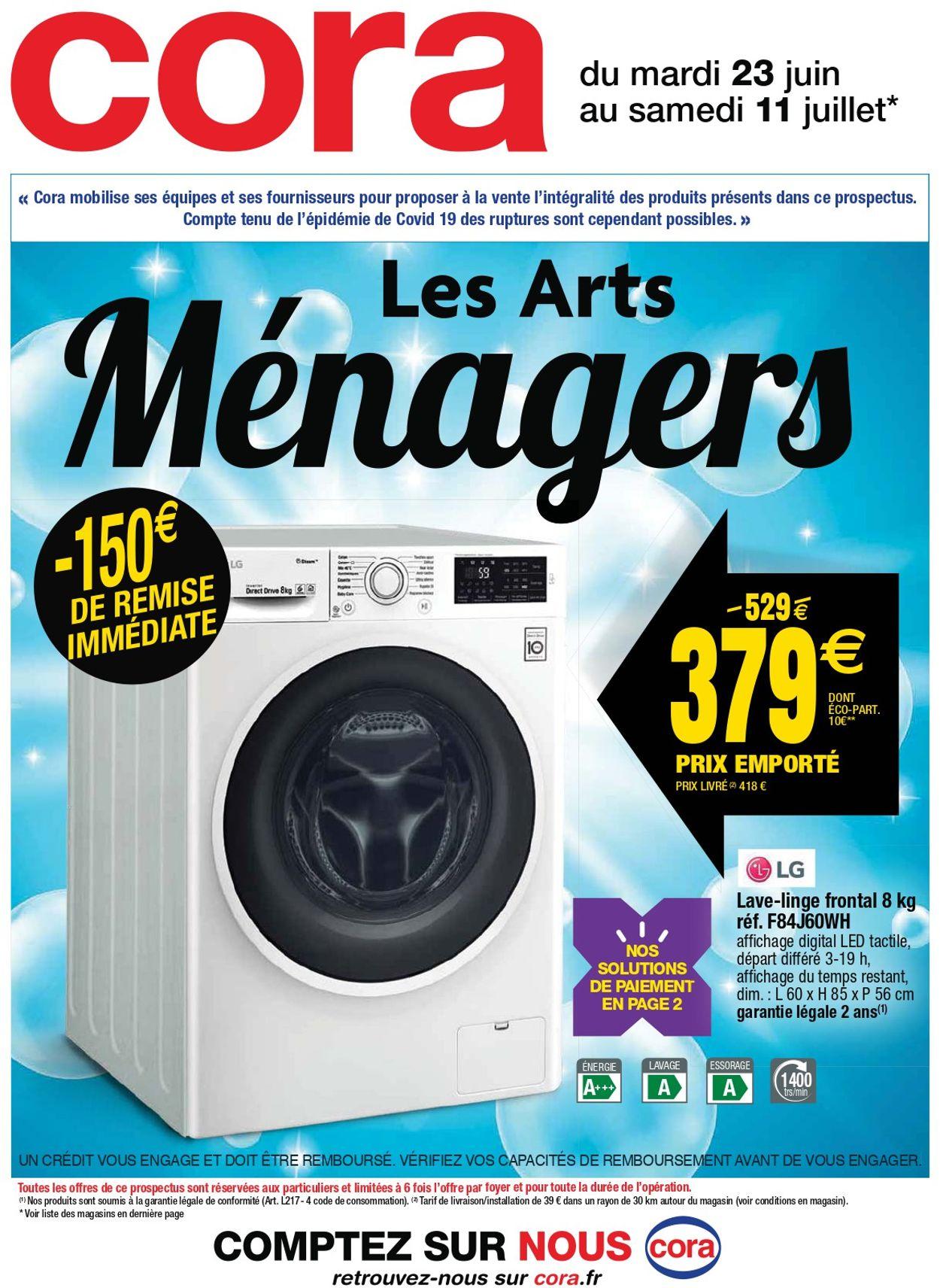 Cora Catalogue - 23.06-11.07.2020