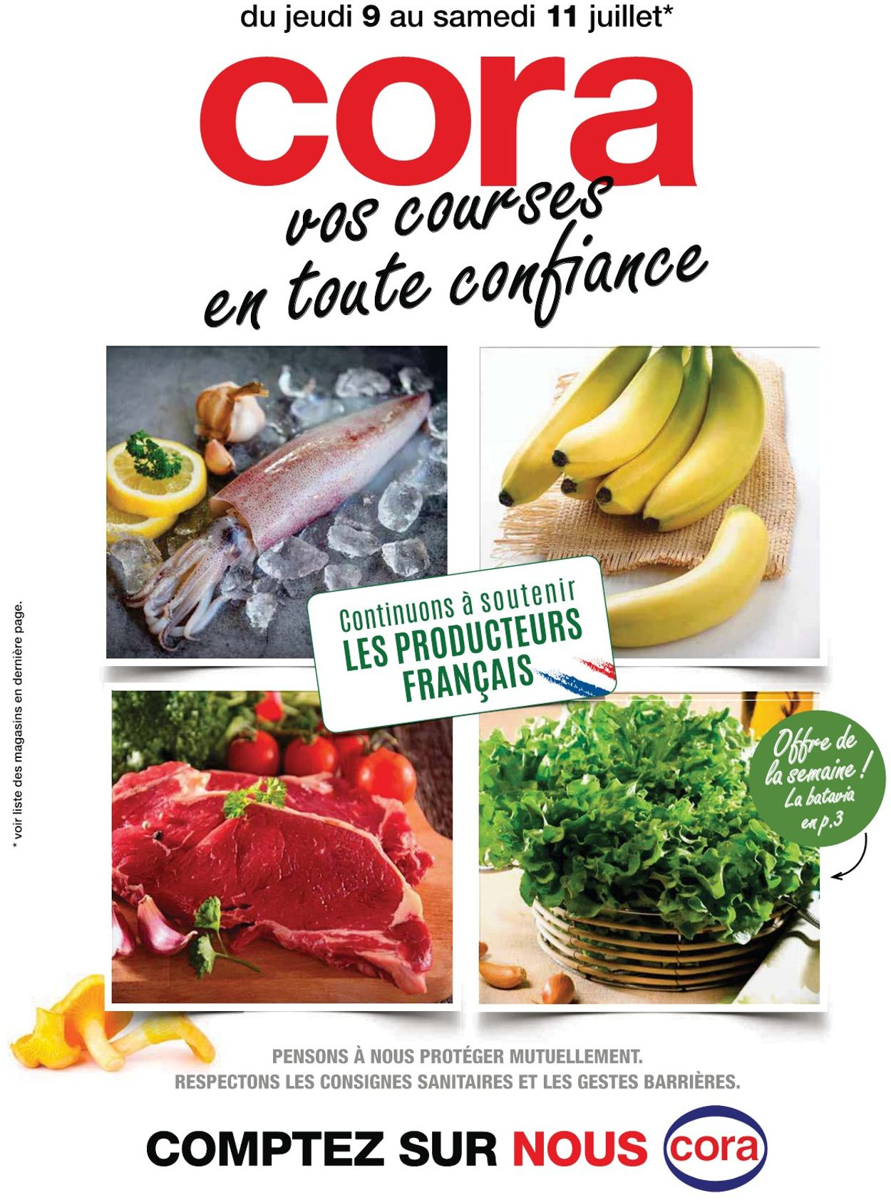 Cora Catalogue - 09.07-11.07.2020