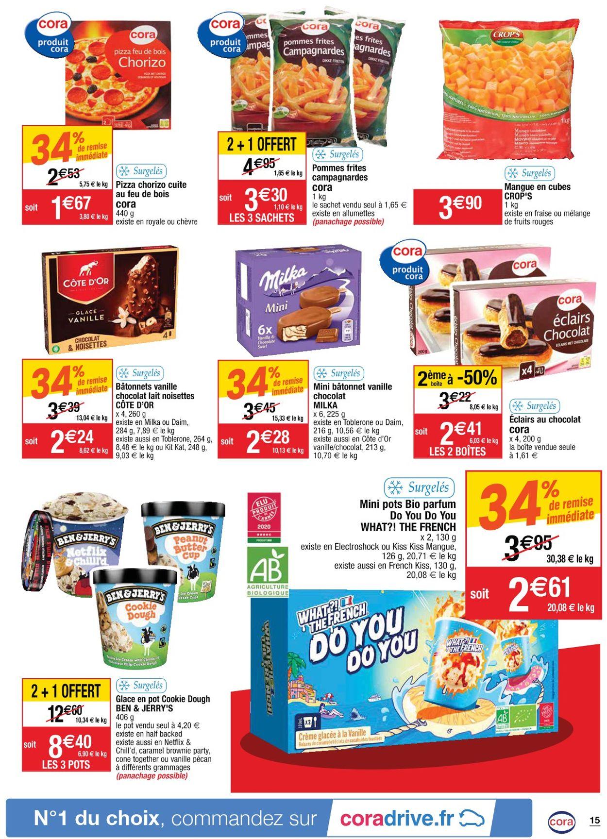 Cora Catalogue - 21.07-27.07.2020 (Page 15)