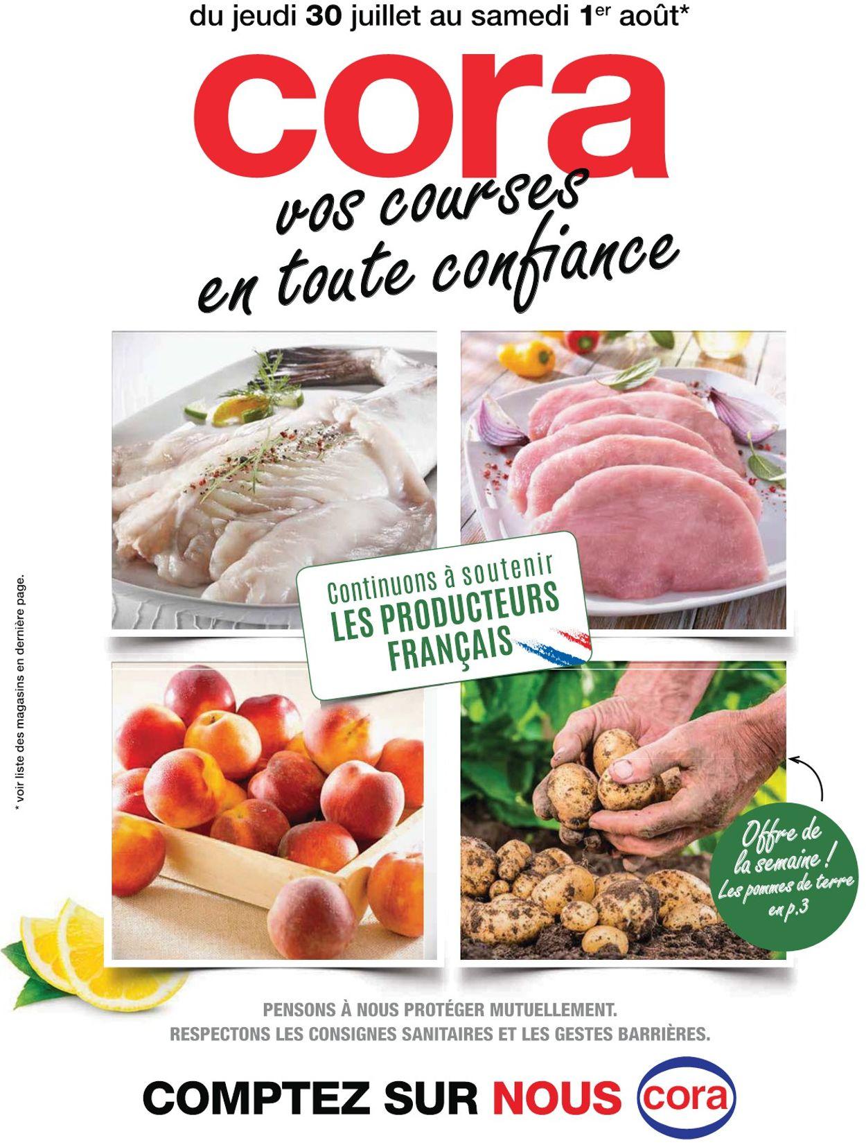 Cora Catalogue - 30.07-01.08.2020