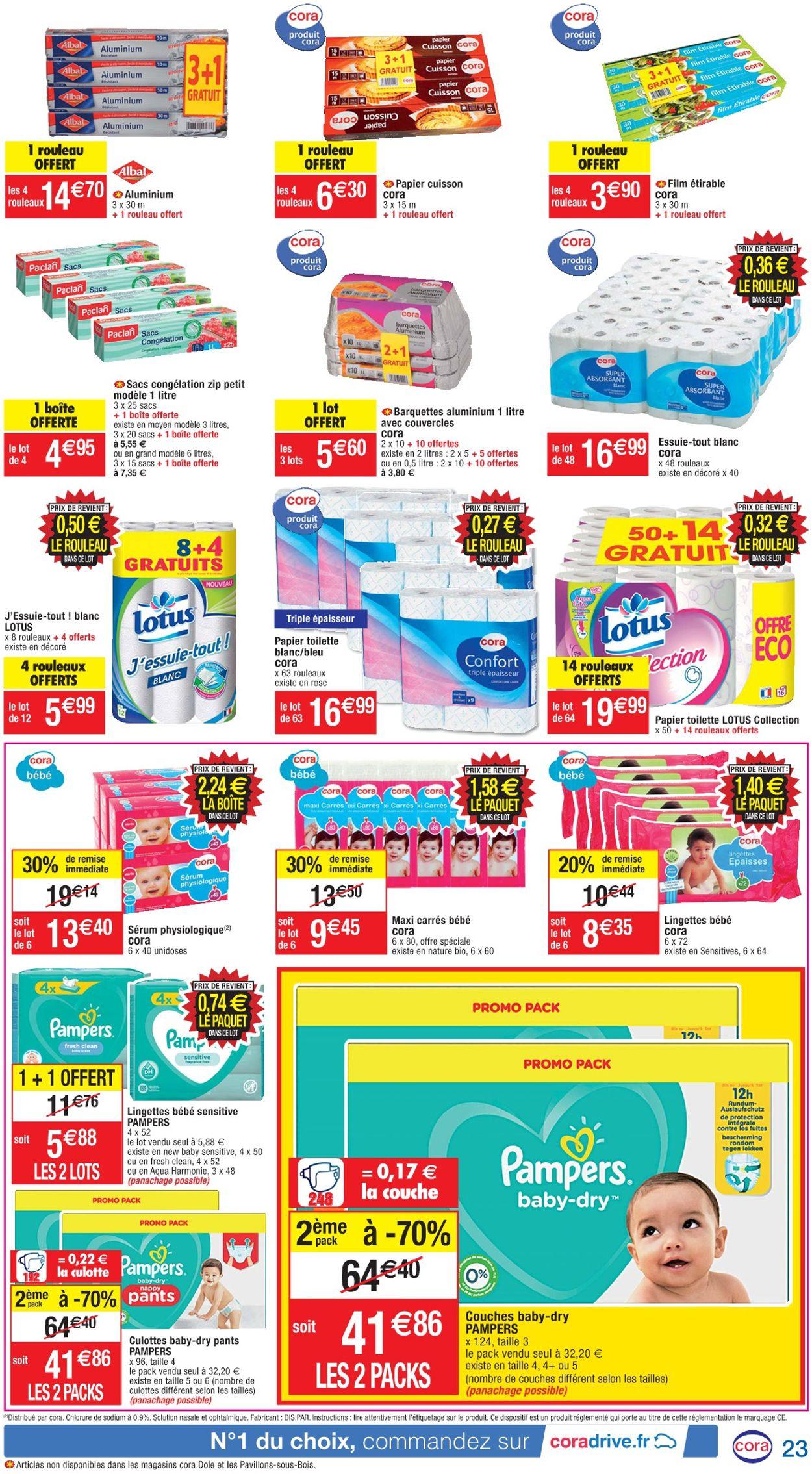 Cora Catalogue - 21.08-08.09.2020 (Page 23)