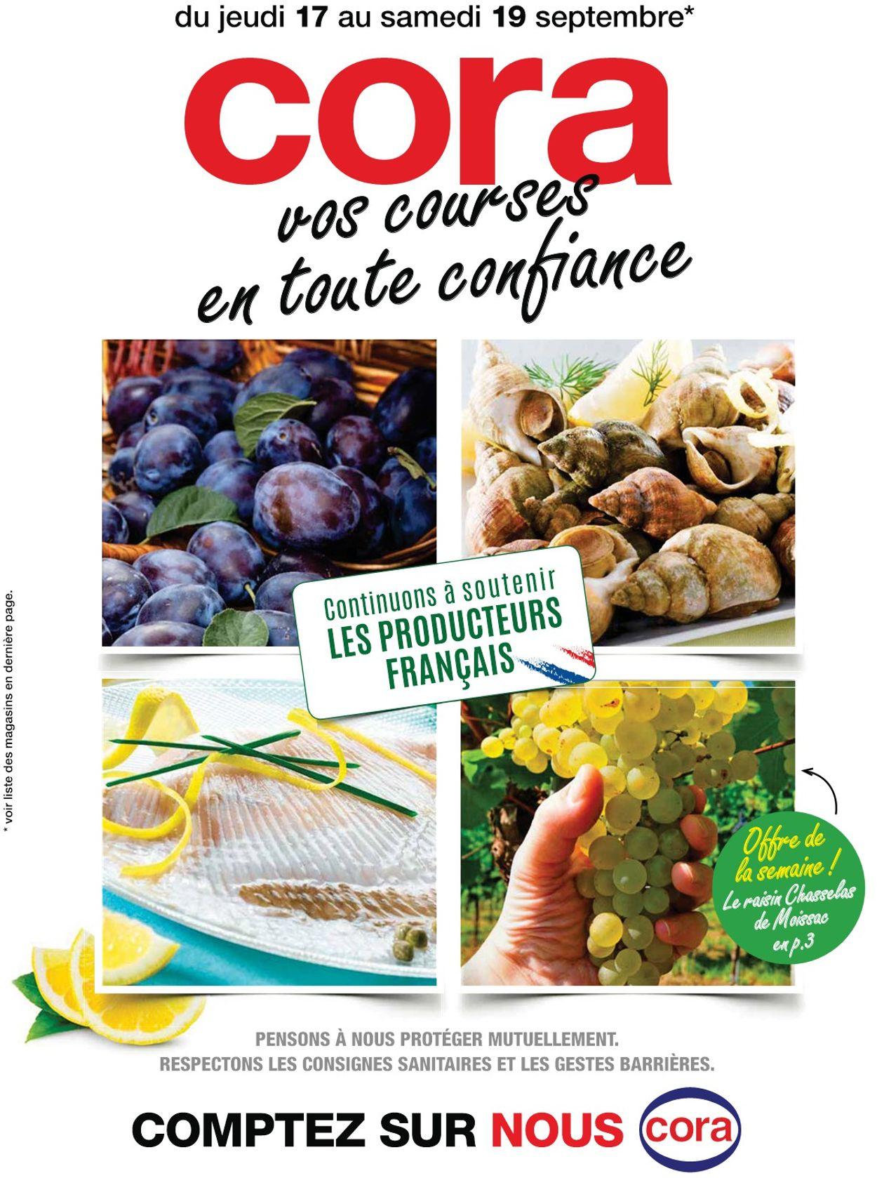 Cora Catalogue - 17.09-19.09.2020