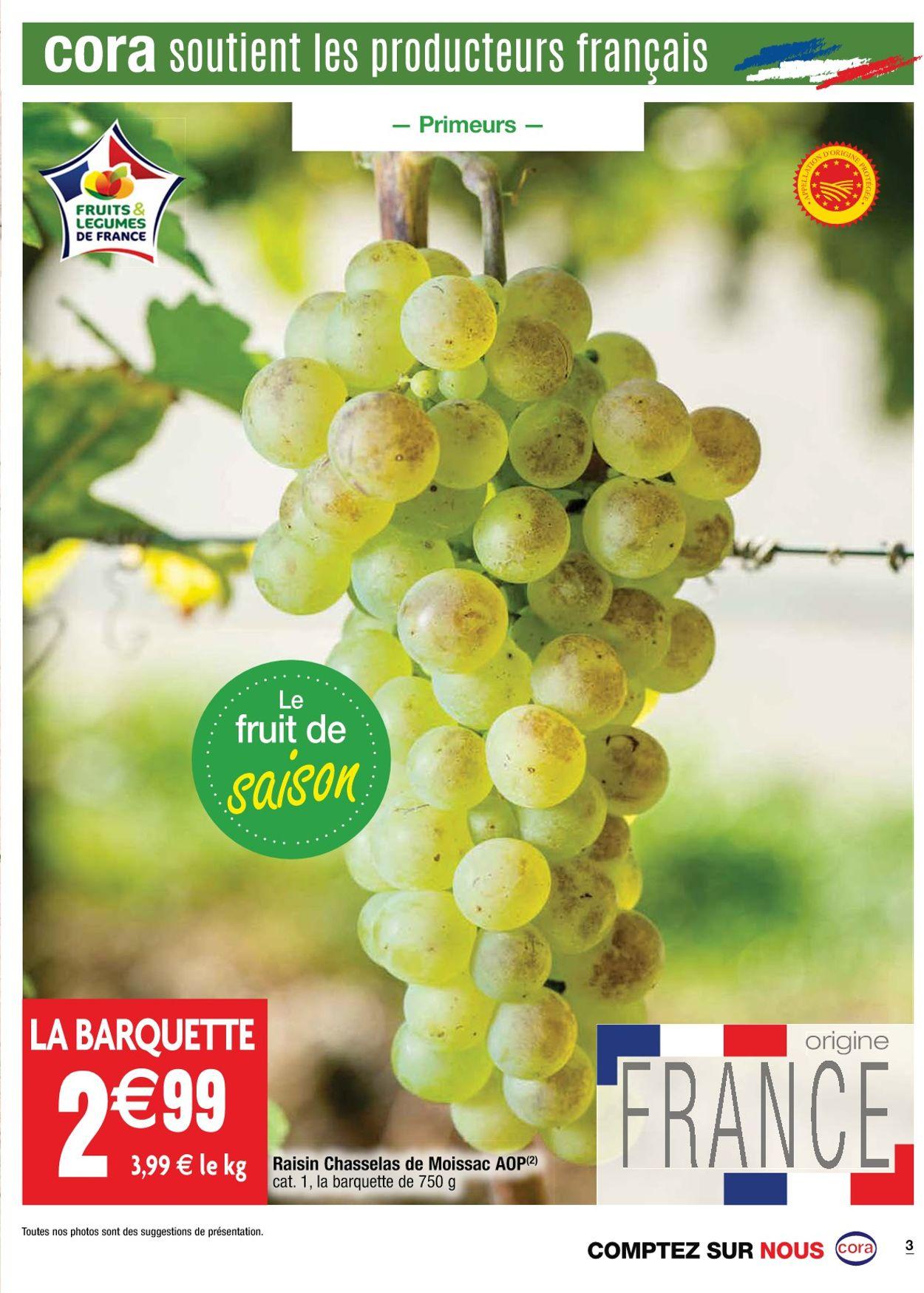 Cora Catalogue - 17.09-19.09.2020 (Page 3)