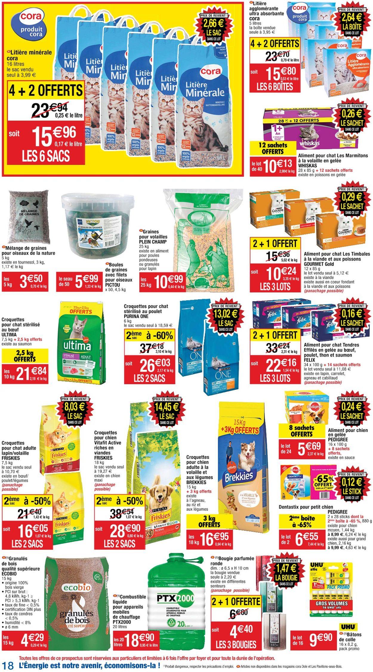 Cora Catalogue - 16.10-21.11.2020 (Page 18)