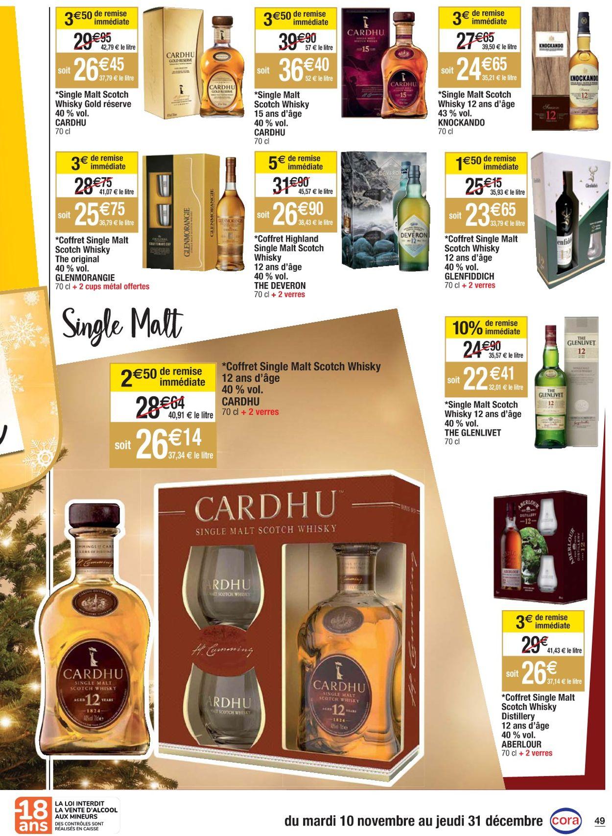 Cora Catalogue - 10.11-16.11.2020 (Page 49)