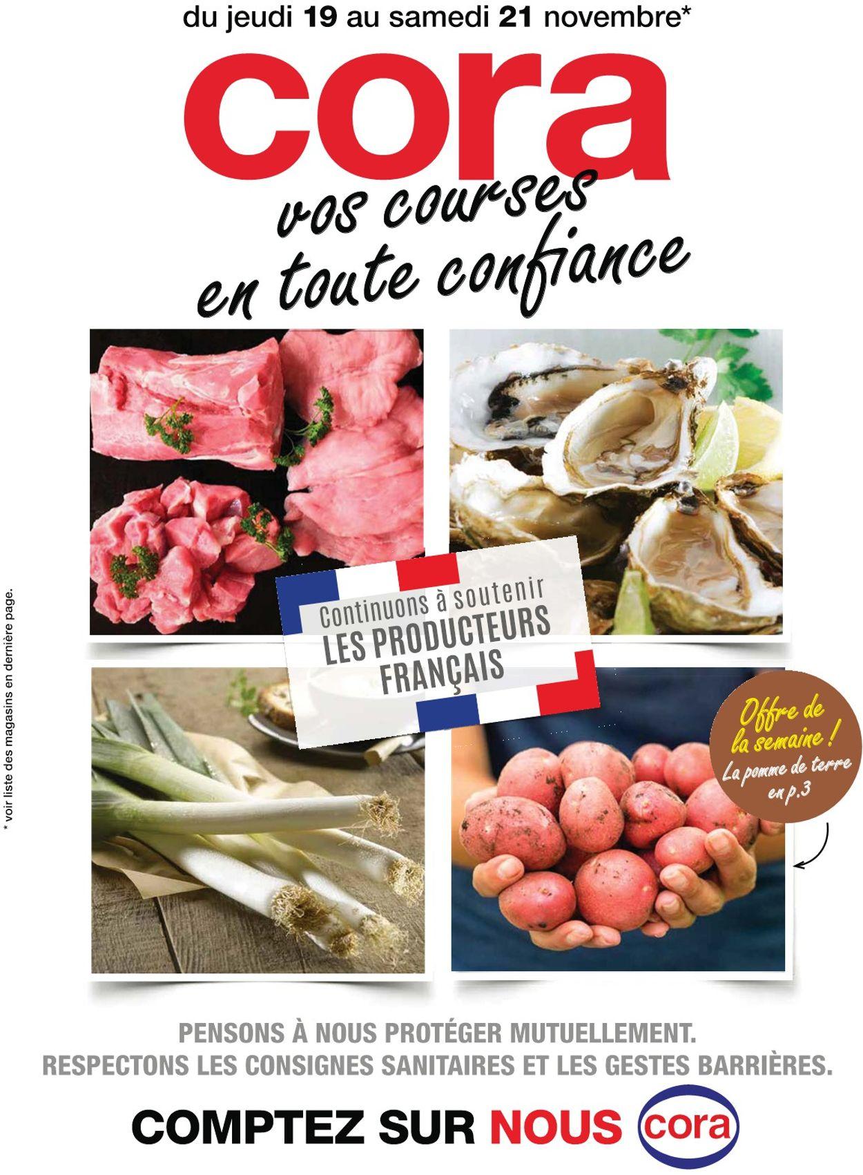 Cora Catalogue - 19.11-21.11.2020