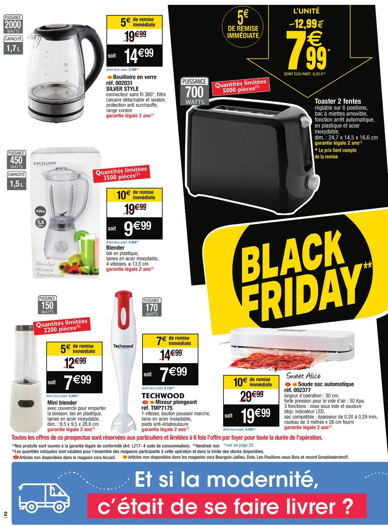 Cora Black Friday Catalogue 2020 Catalogue - 24.11-30.11.2020 (Page 2)