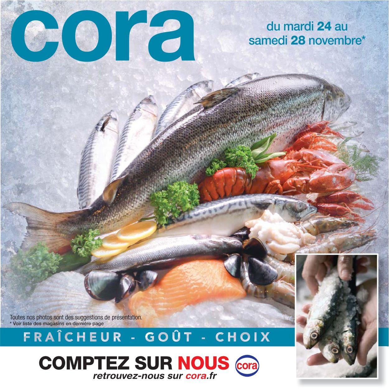 Cora Catalogue - 24.11-28.11.2020