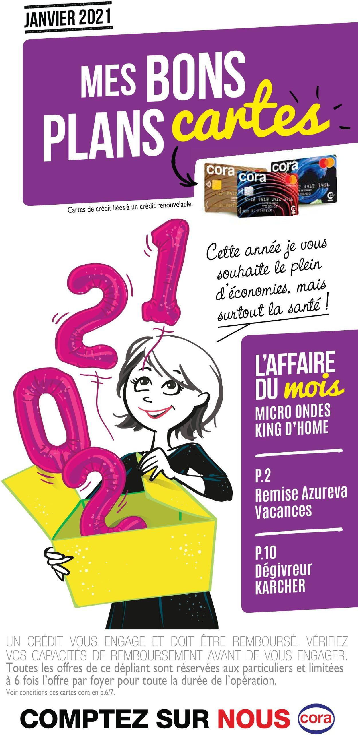 Cora Catalogue - 01.01-30.01.2021