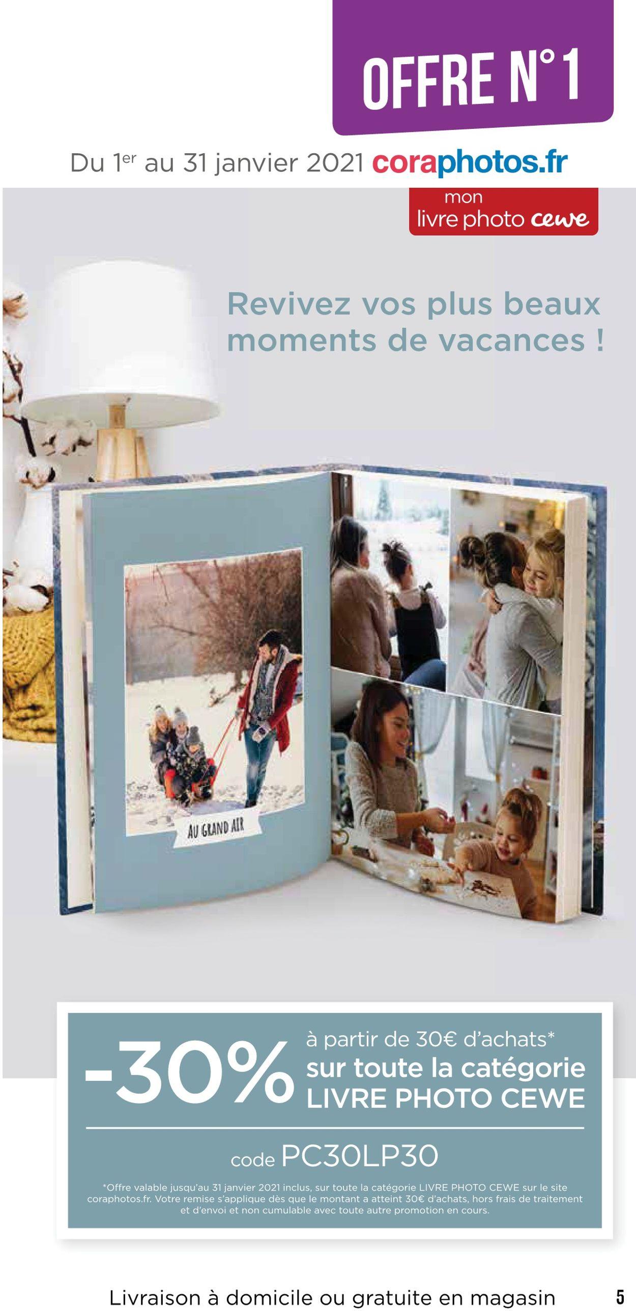 Cora Catalogue - 01.01-30.01.2021 (Page 5)