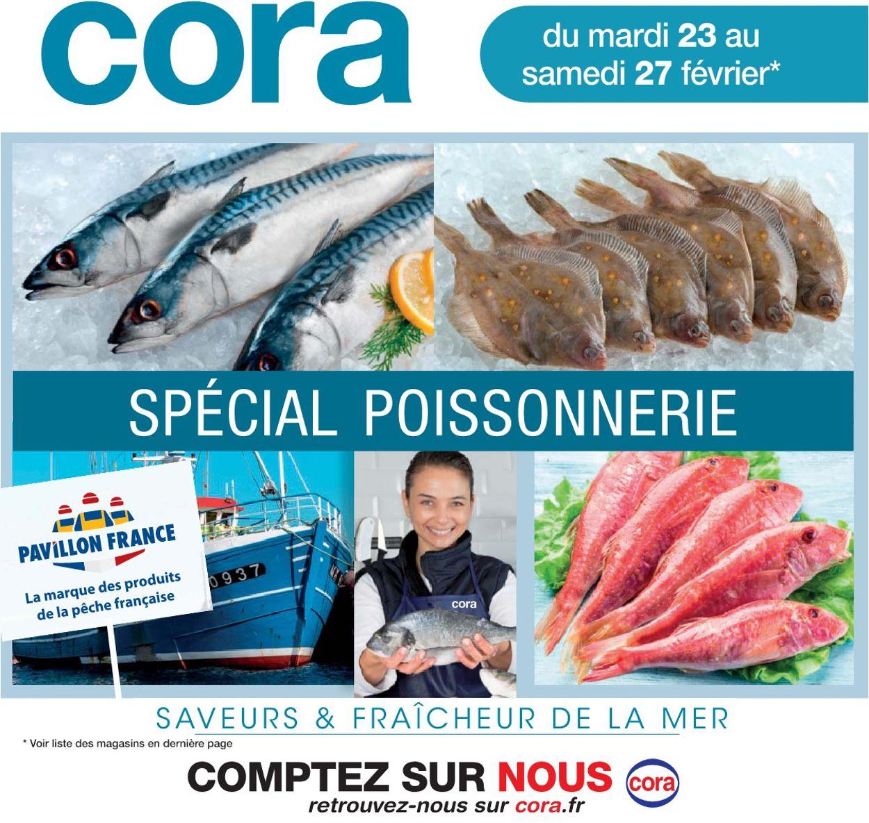 Cora Catalogue - 23.02-27.02.2021