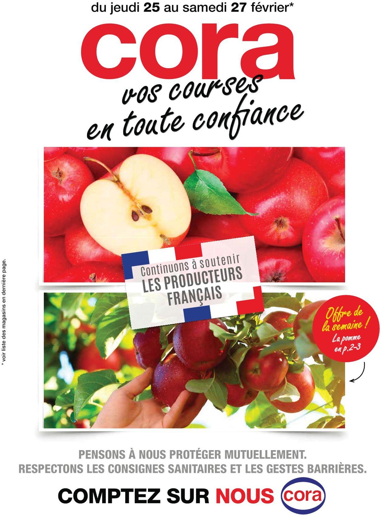 Cora Catalogue - 25.02-27.02.2021