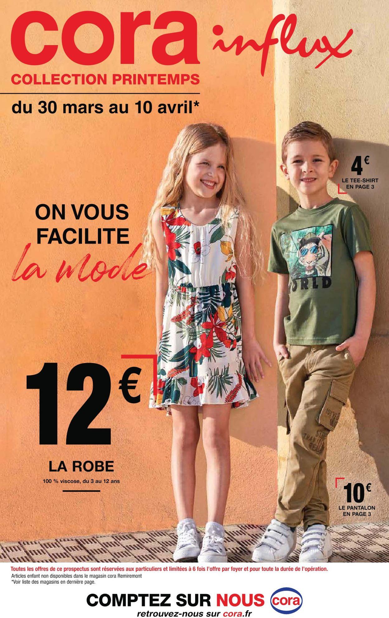 Cora Catalogue - 30.03-10.04.2021
