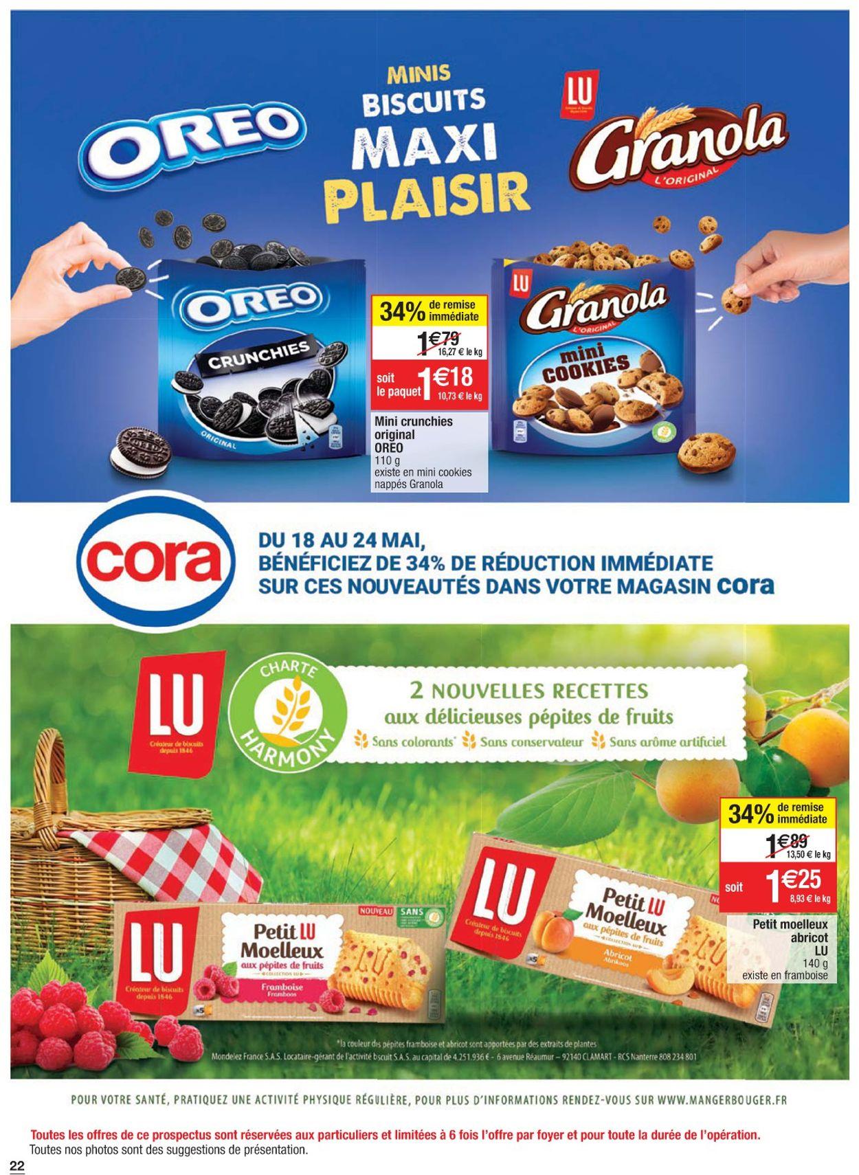 Cora Catalogue - 18.05-24.05.2021 (Page 22)
