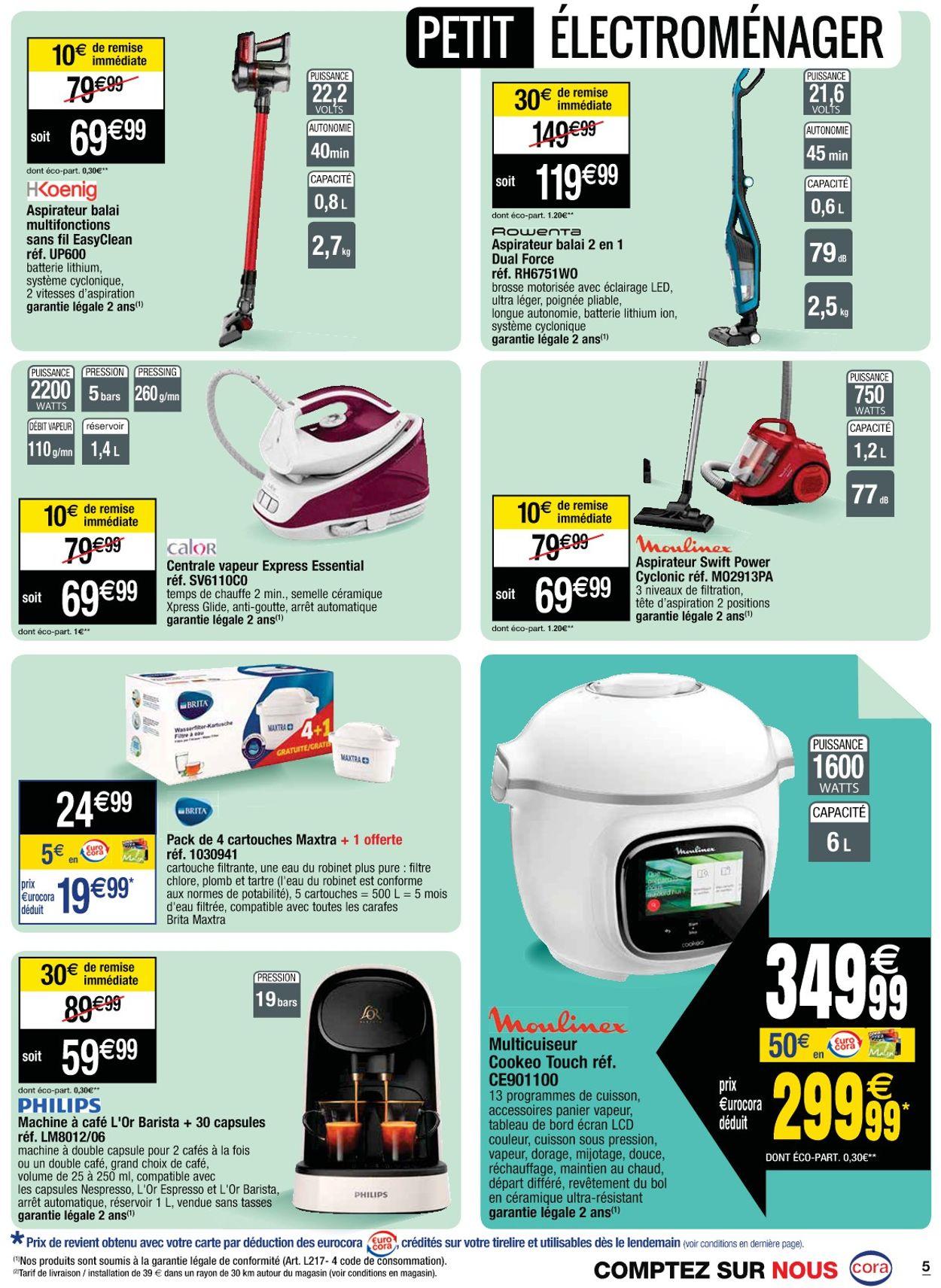 Cora Catalogue - 22.06-10.07.2021 (Page 5)