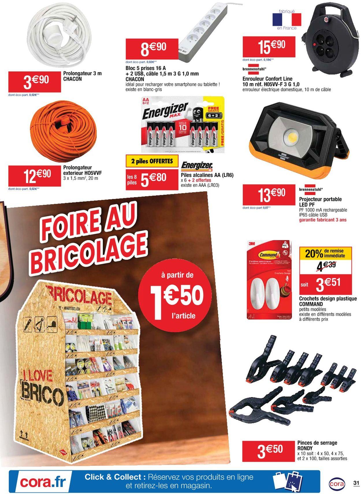 Cora Catalogue - 03.08-09.08.2021 (Page 31)