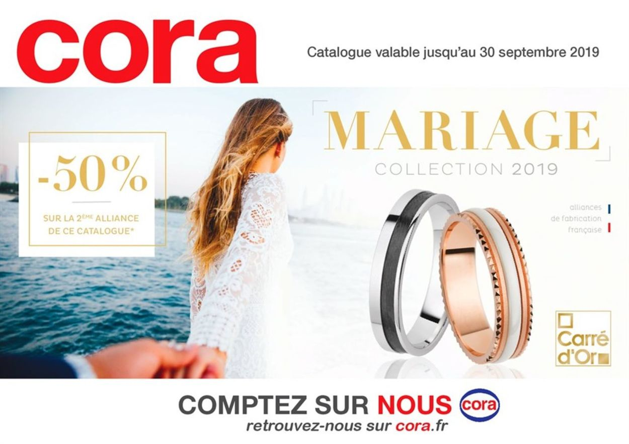 Cora Catalogue - 09.04-30.09.2019