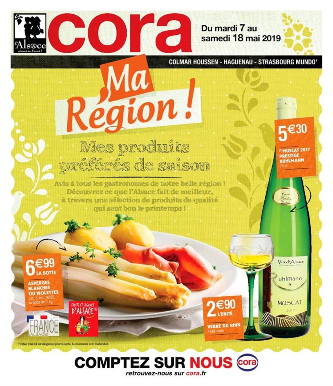 Cora Catalogue - 07.05-18.05.2019