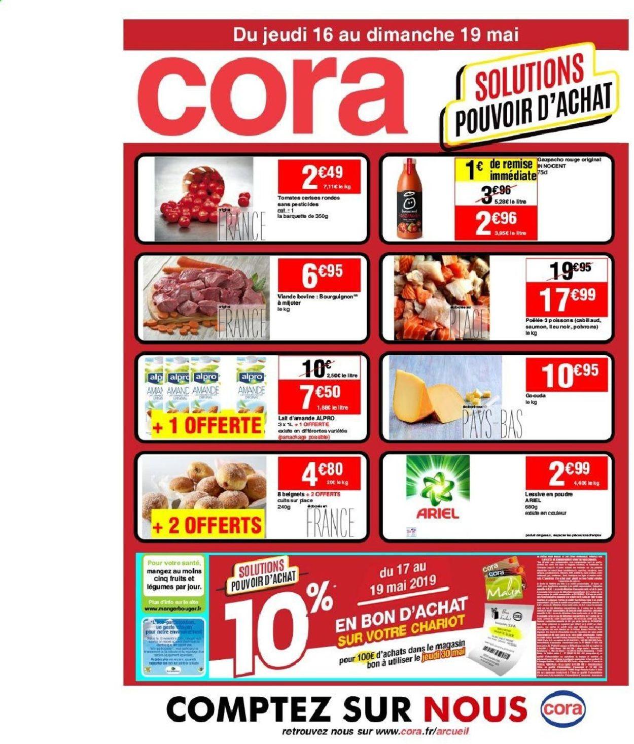 Cora Catalogue - 16.05-19.05.2019
