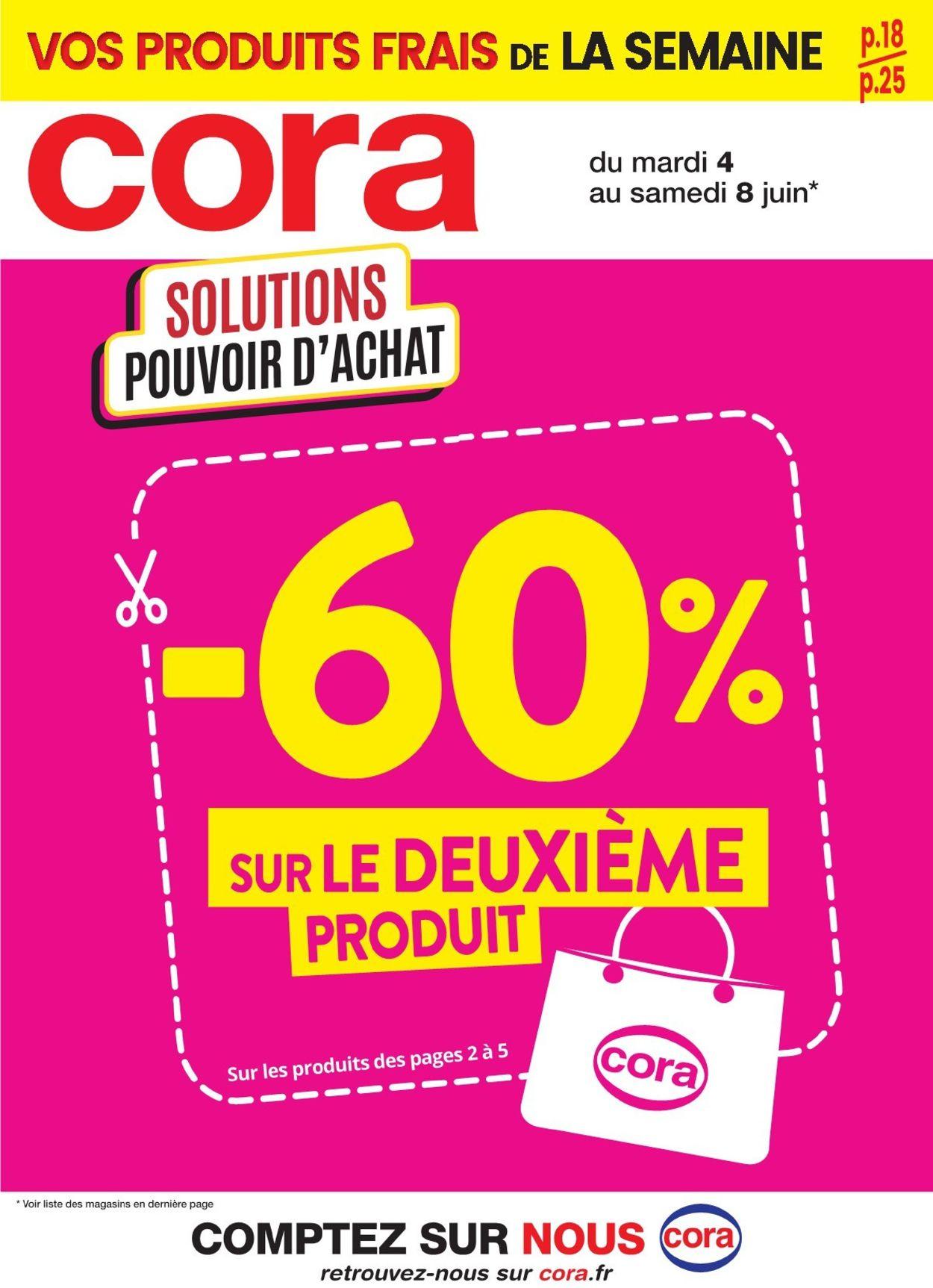 Cora Catalogue - 04.06-08.06.2019