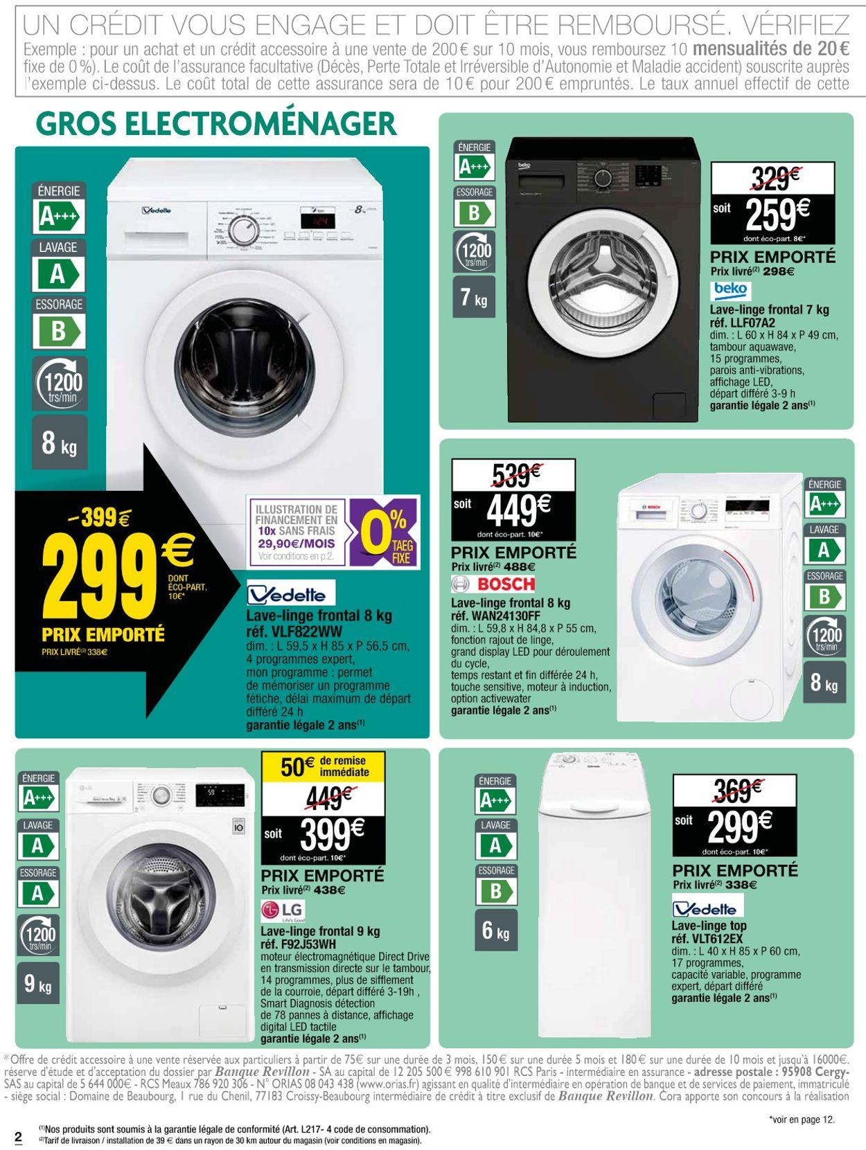 Cora Catalogue - 07.01-25.01.2020 (Page 2)