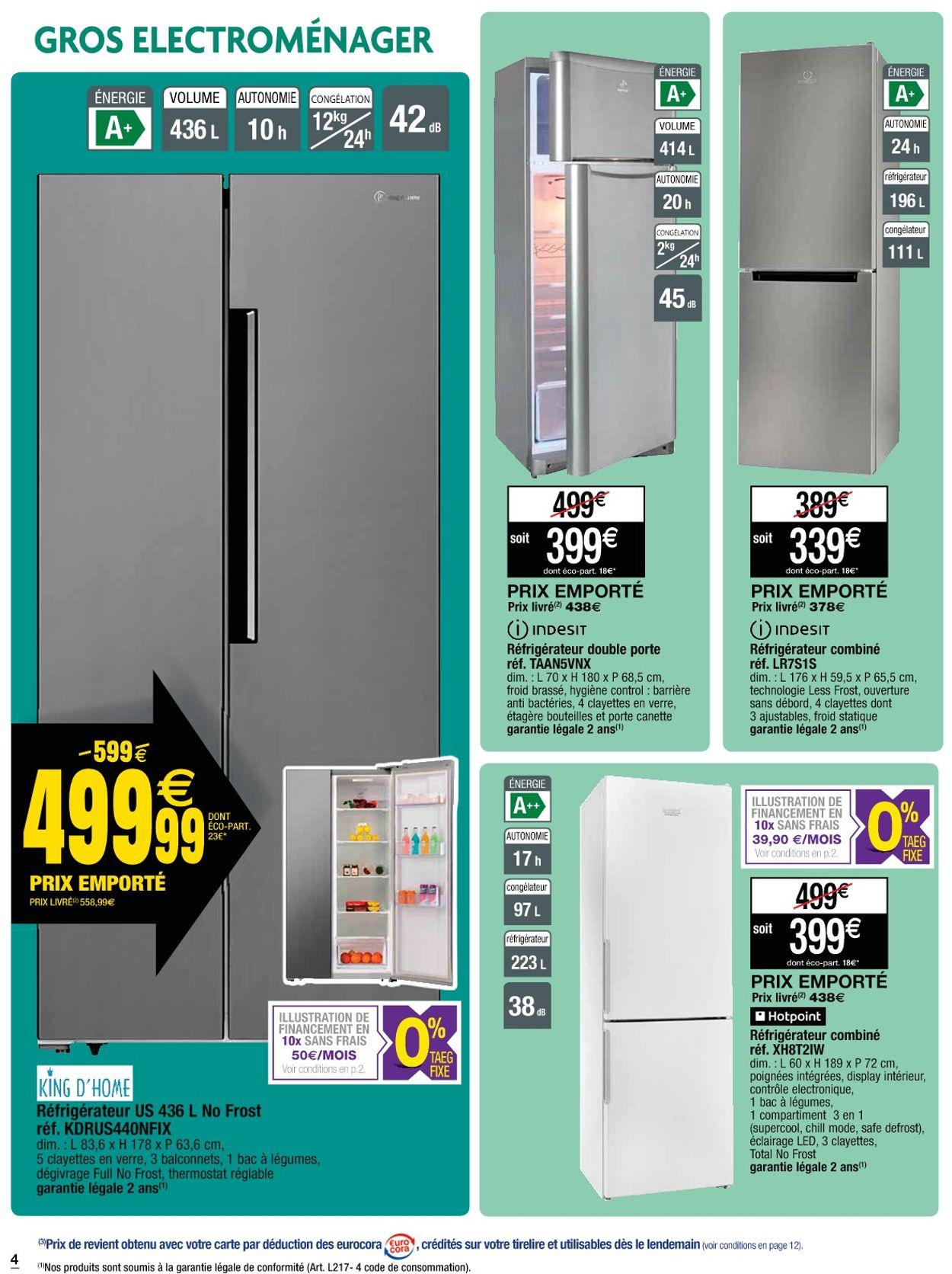 Cora Catalogue - 07.01-25.01.2020 (Page 4)