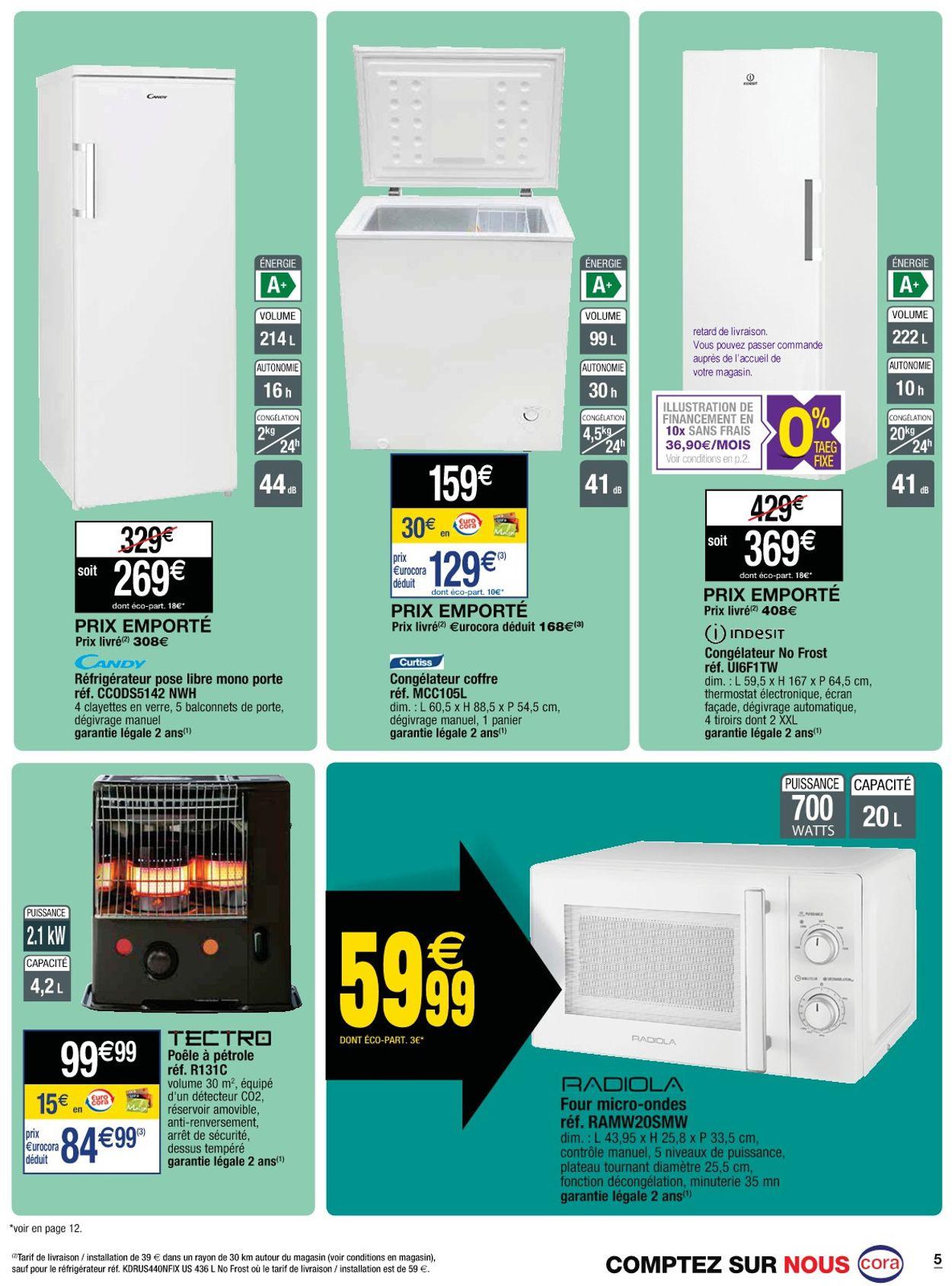Cora Catalogue - 07.01-25.01.2020 (Page 5)