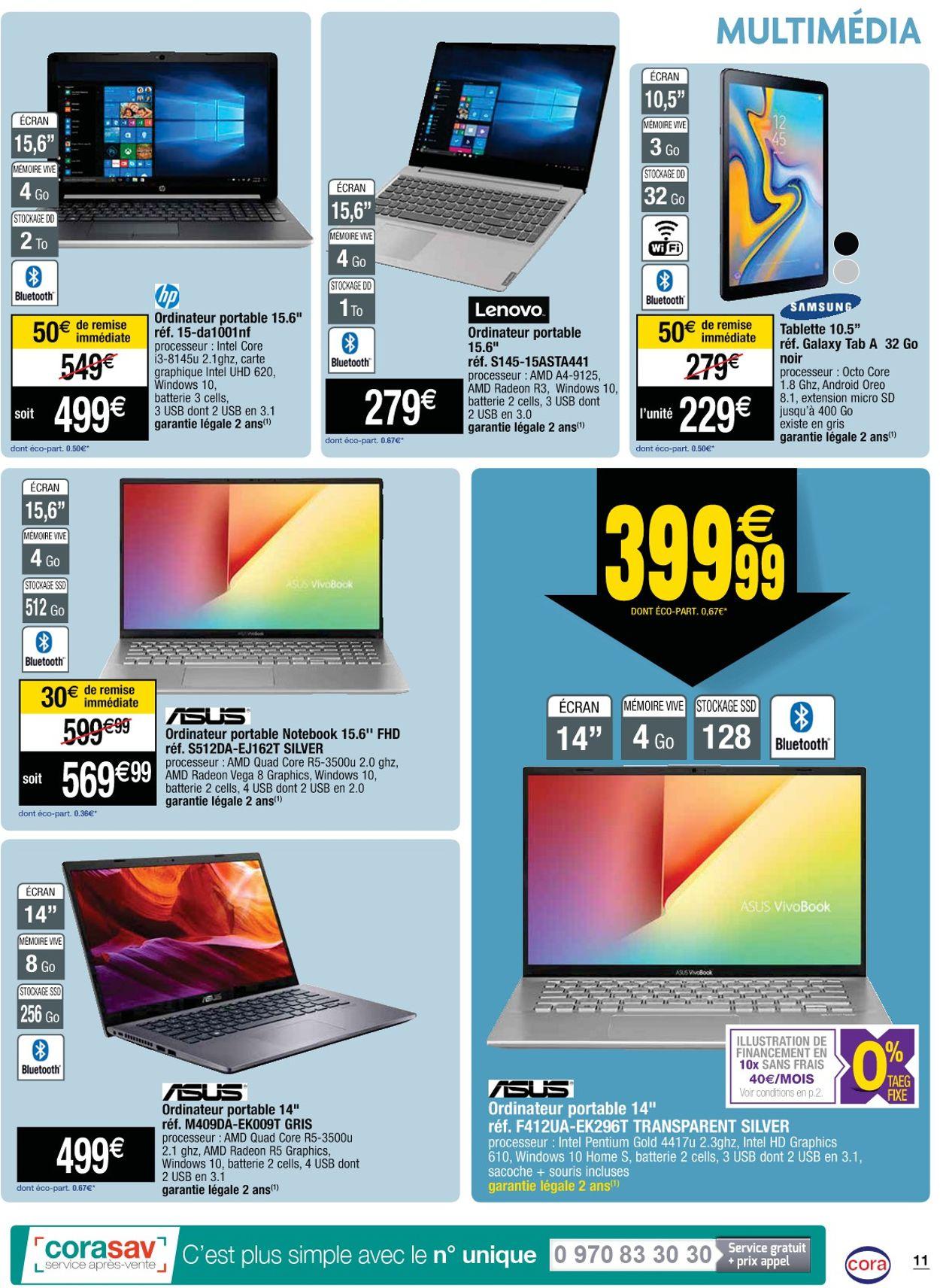 Cora Catalogue - 07.01-25.01.2020 (Page 11)