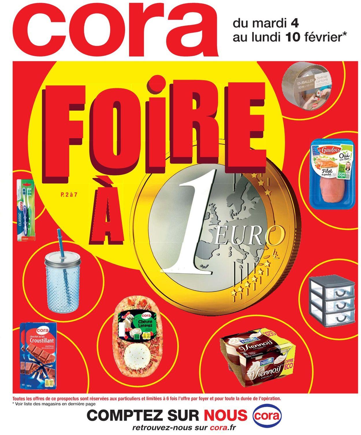 Cora Catalogue - 04.02-10.02.2020