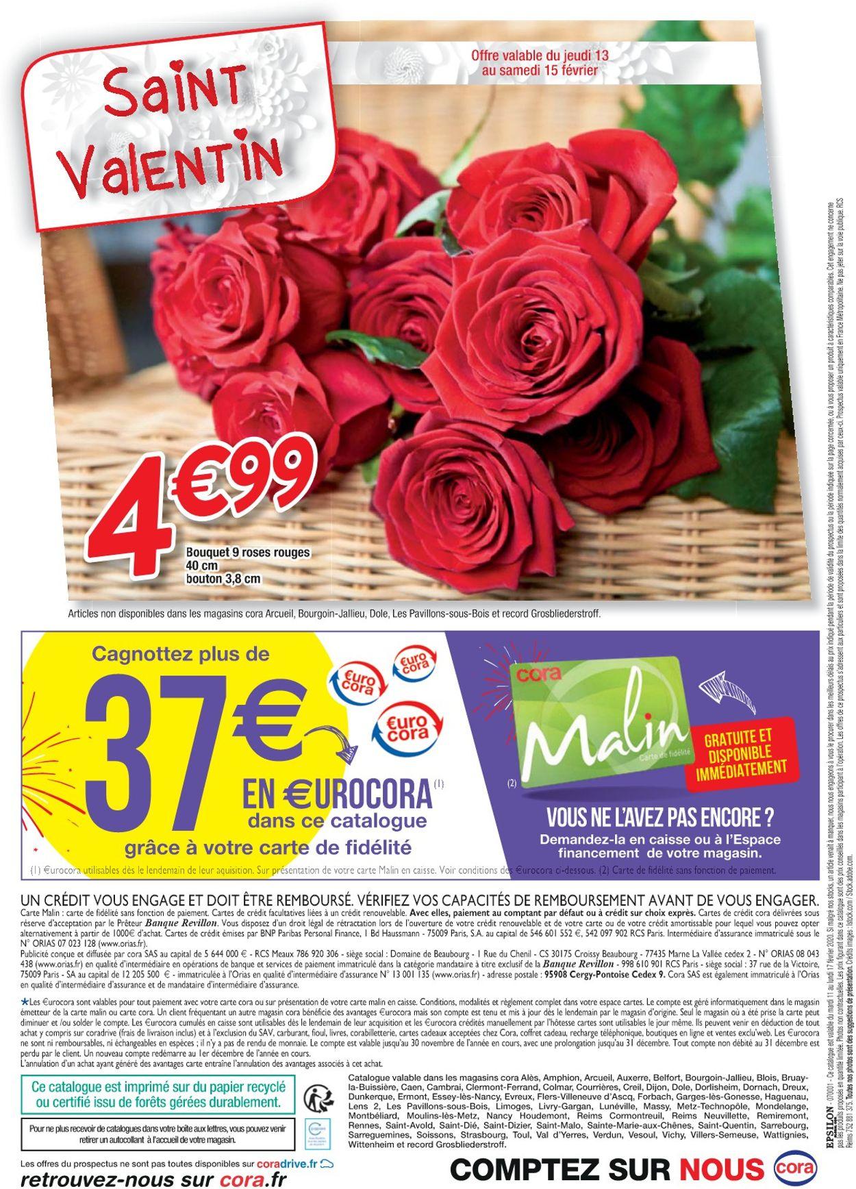 Cora Catalogue - 11.02-17.02.2020 (Page 36)