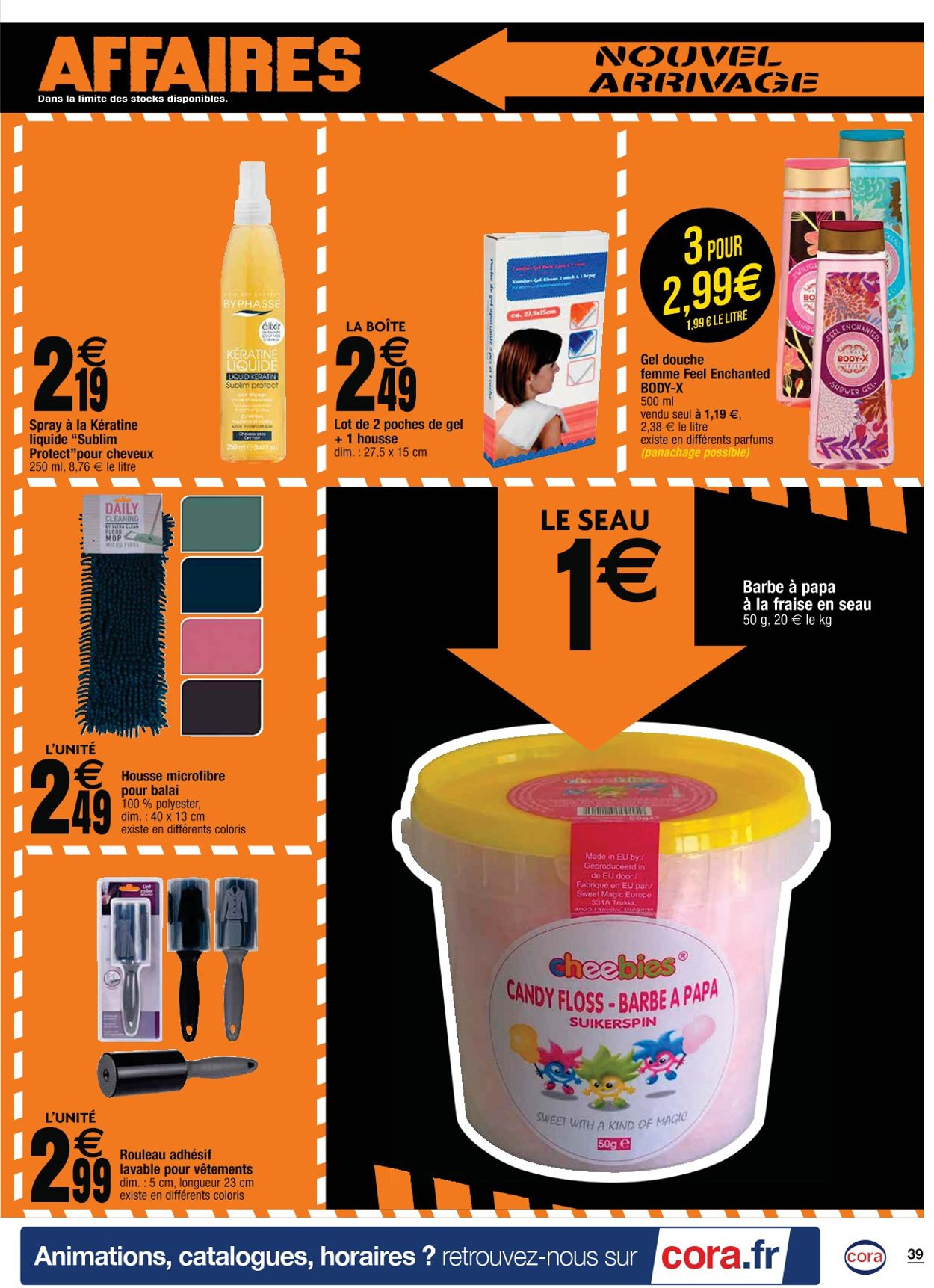 Cora Catalogue - 25.02-02.03.2020 (Page 39)