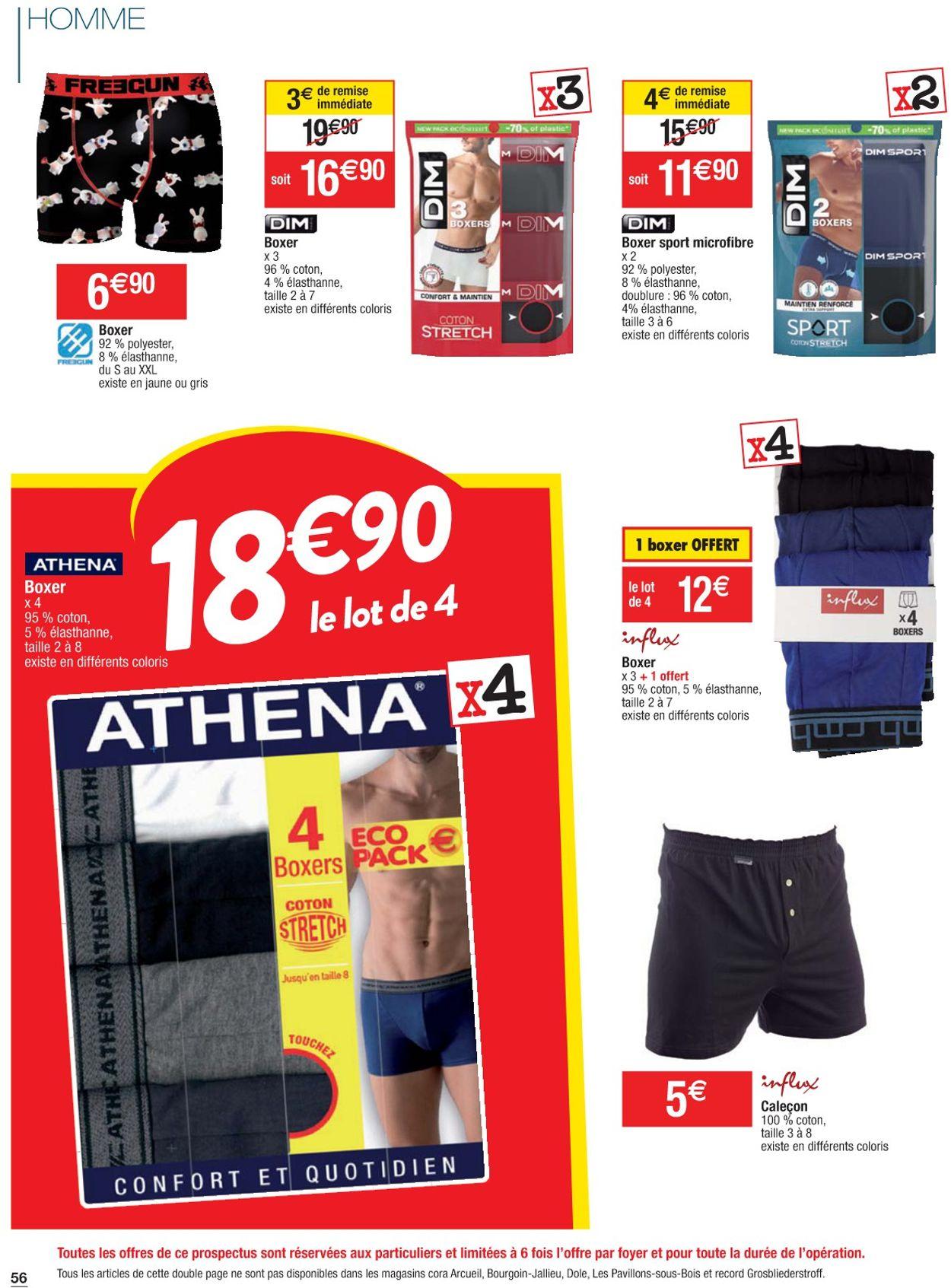 Cora Catalogue - 31.03-11.04.2020 (Page 56)