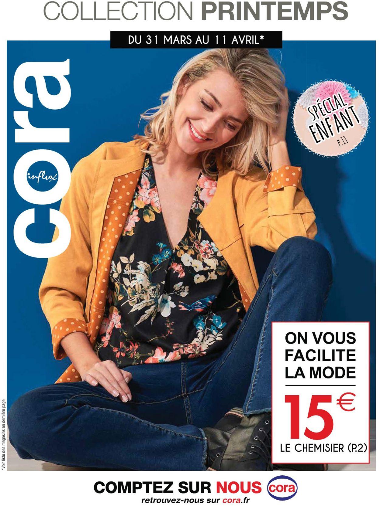 Cora Catalogue - 31.03-11.04.2020