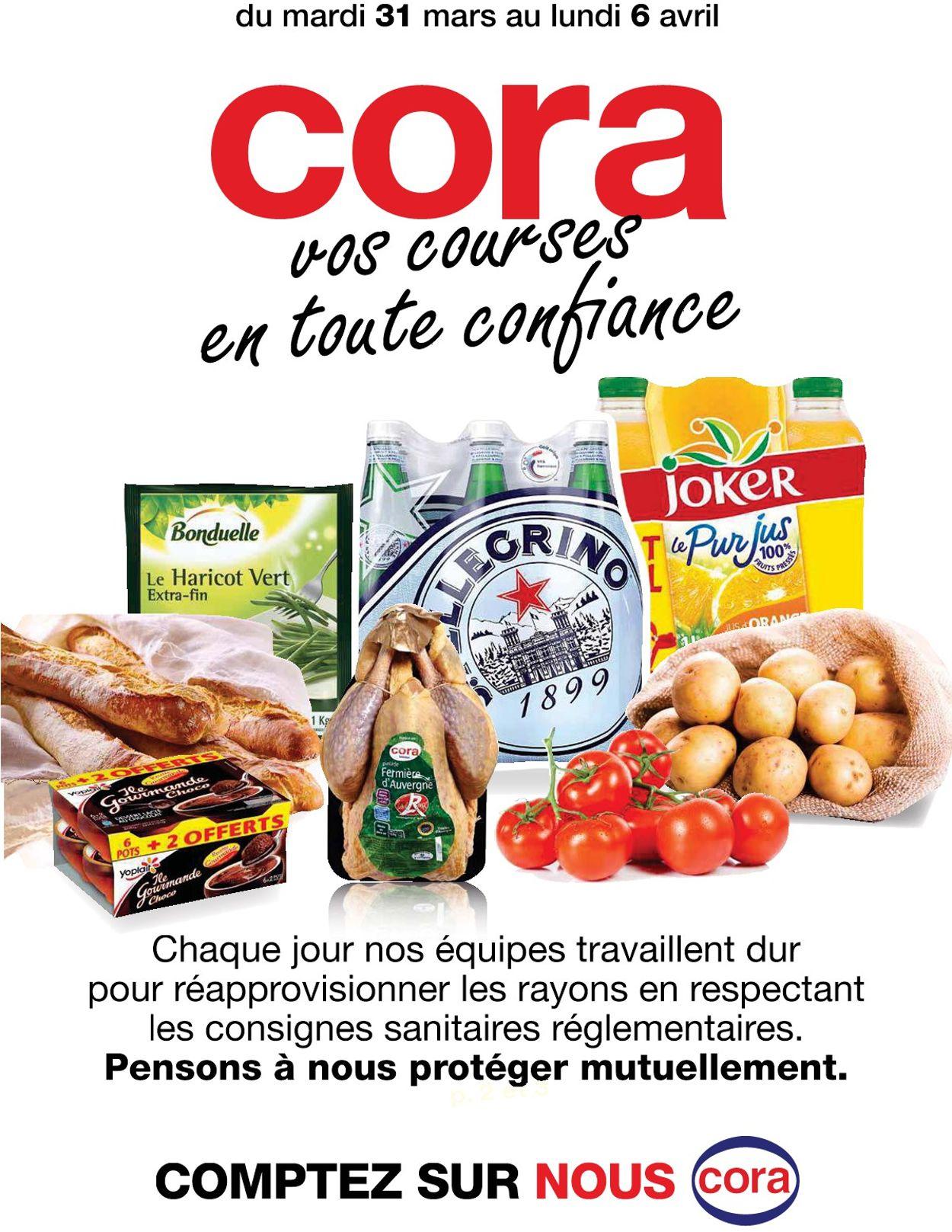 Cora Catalogue - 31.03-06.04.2020
