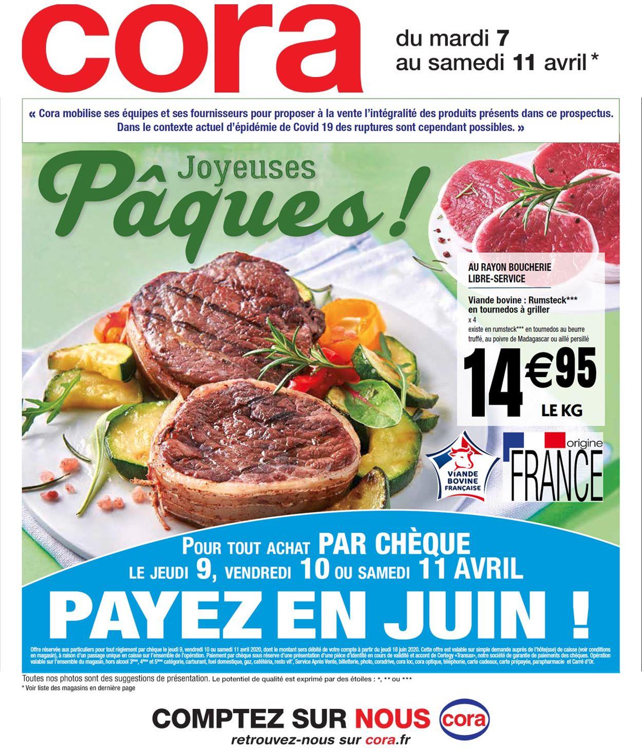 Cora Catalogue - 07.04-11.04.2020