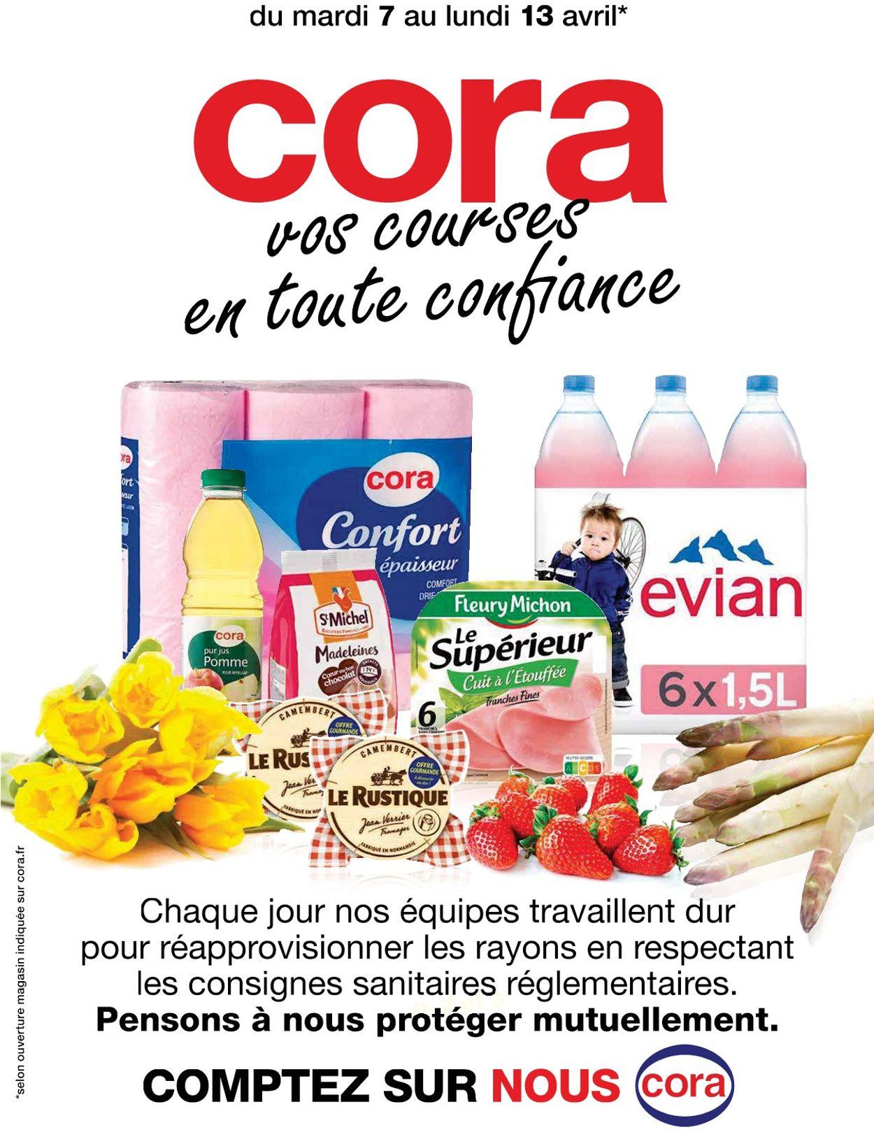 Cora Catalogue - 07.04-13.04.2020