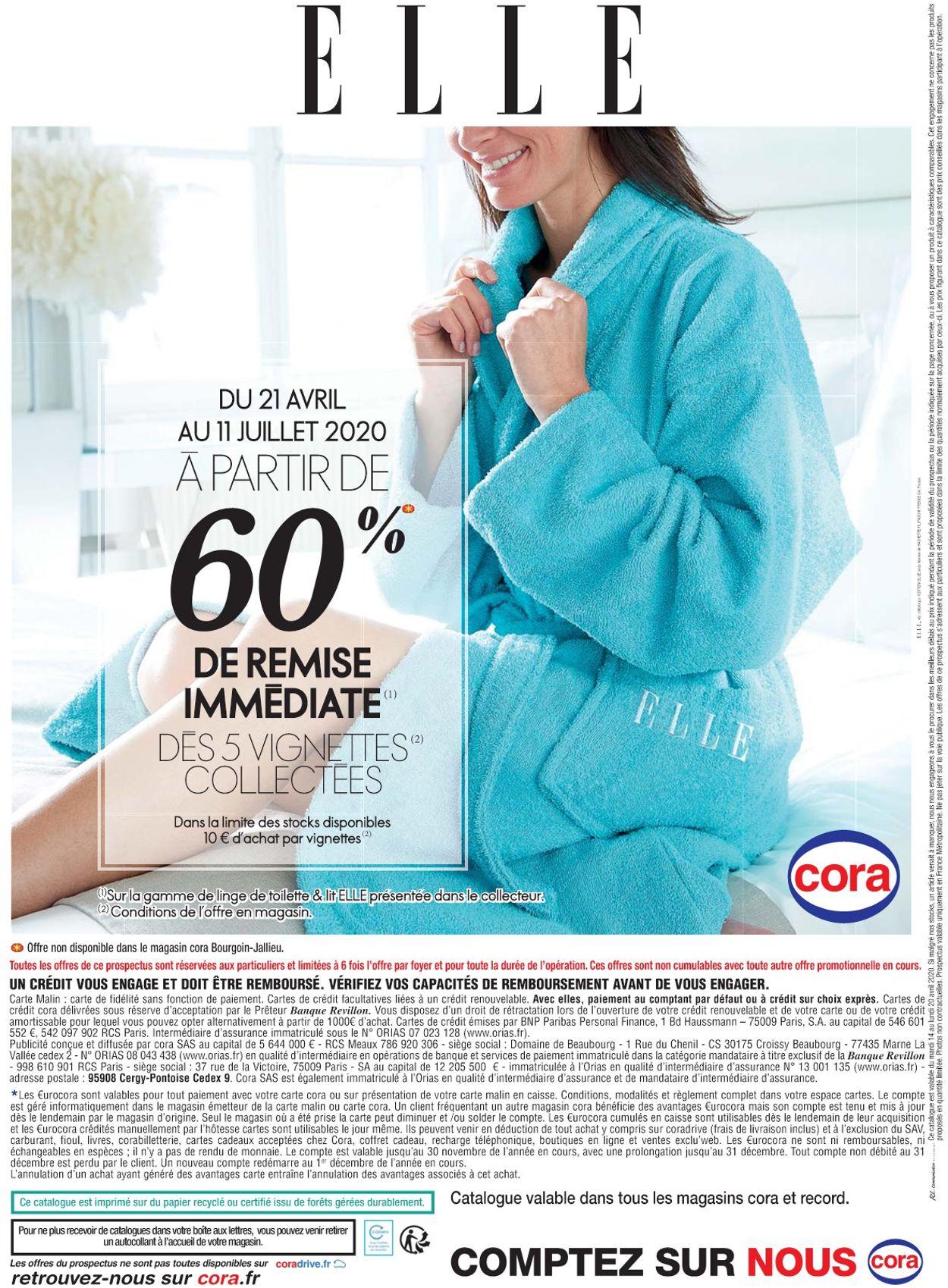 Cora Catalogue - 14.04-20.04.2020 (Page 36)